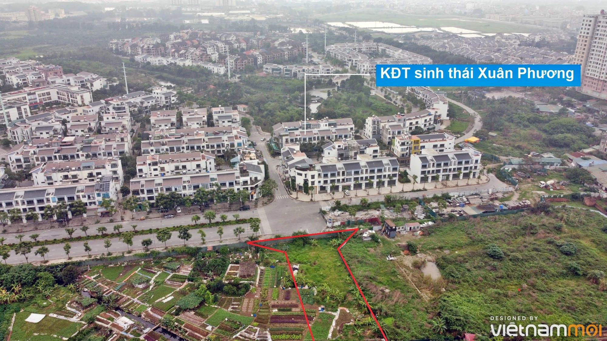 Những khu đất sắp thu hồi để mở đường ở phường Xuân Phương, Nam Từ Liêm, Hà Nội (phần 2) - Ảnh 11.