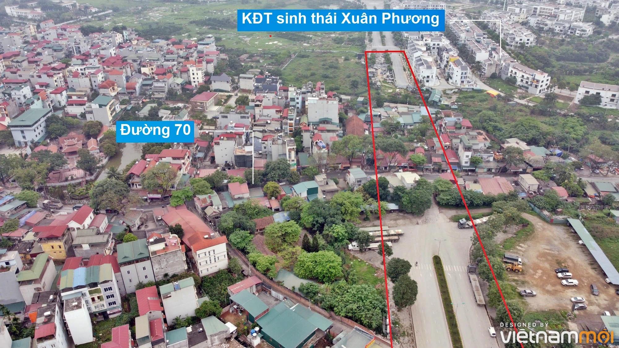 Những khu đất sắp thu hồi để mở đường ở phường Xuân Phương, Nam Từ Liêm, Hà Nội (phần 2) - Ảnh 15.