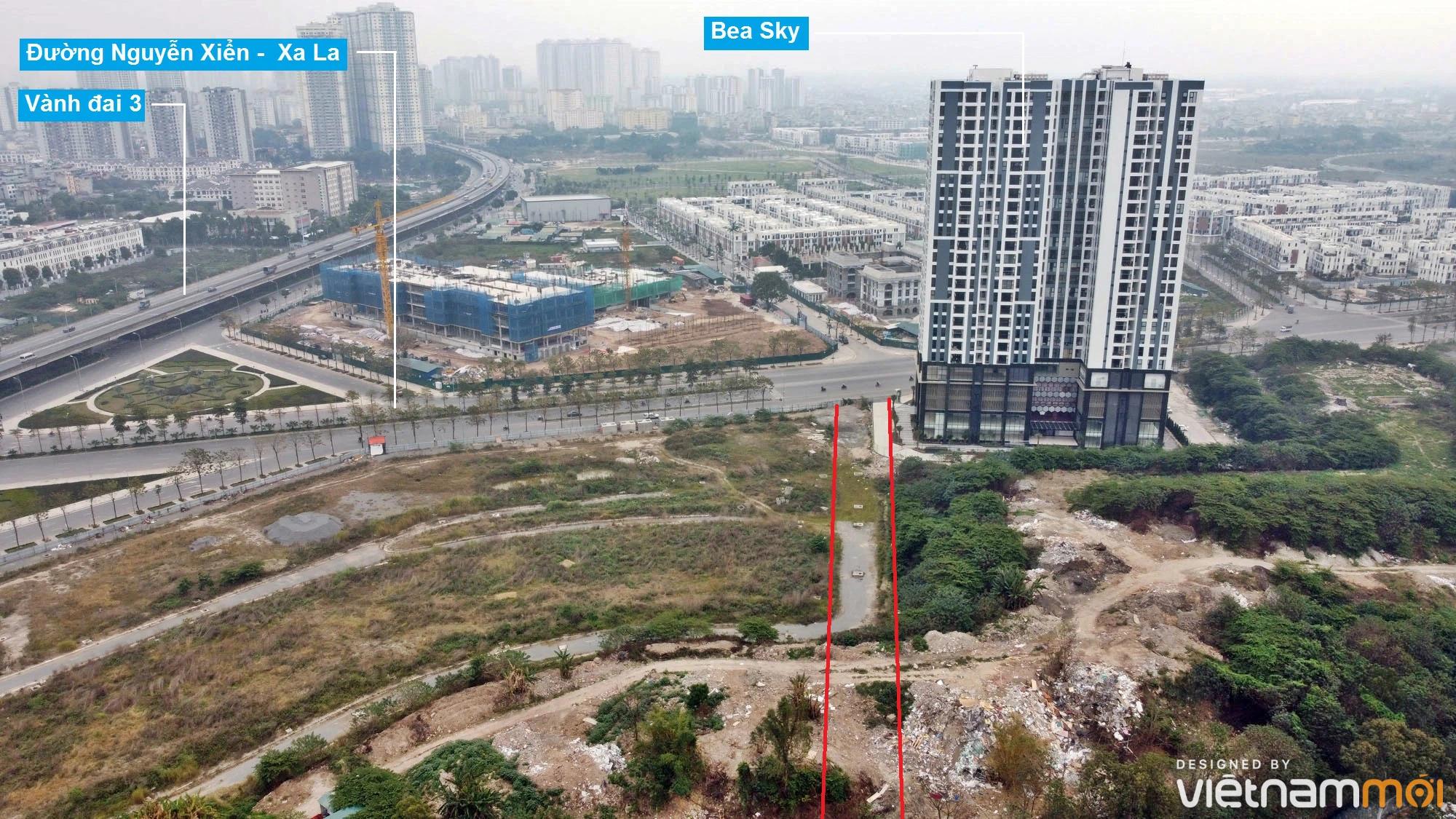 Đường sẽ mở theo quy hoạch ở phường Đại Kim, Hoàng Mai, Hà Nội (phần 2) - Ảnh 3.