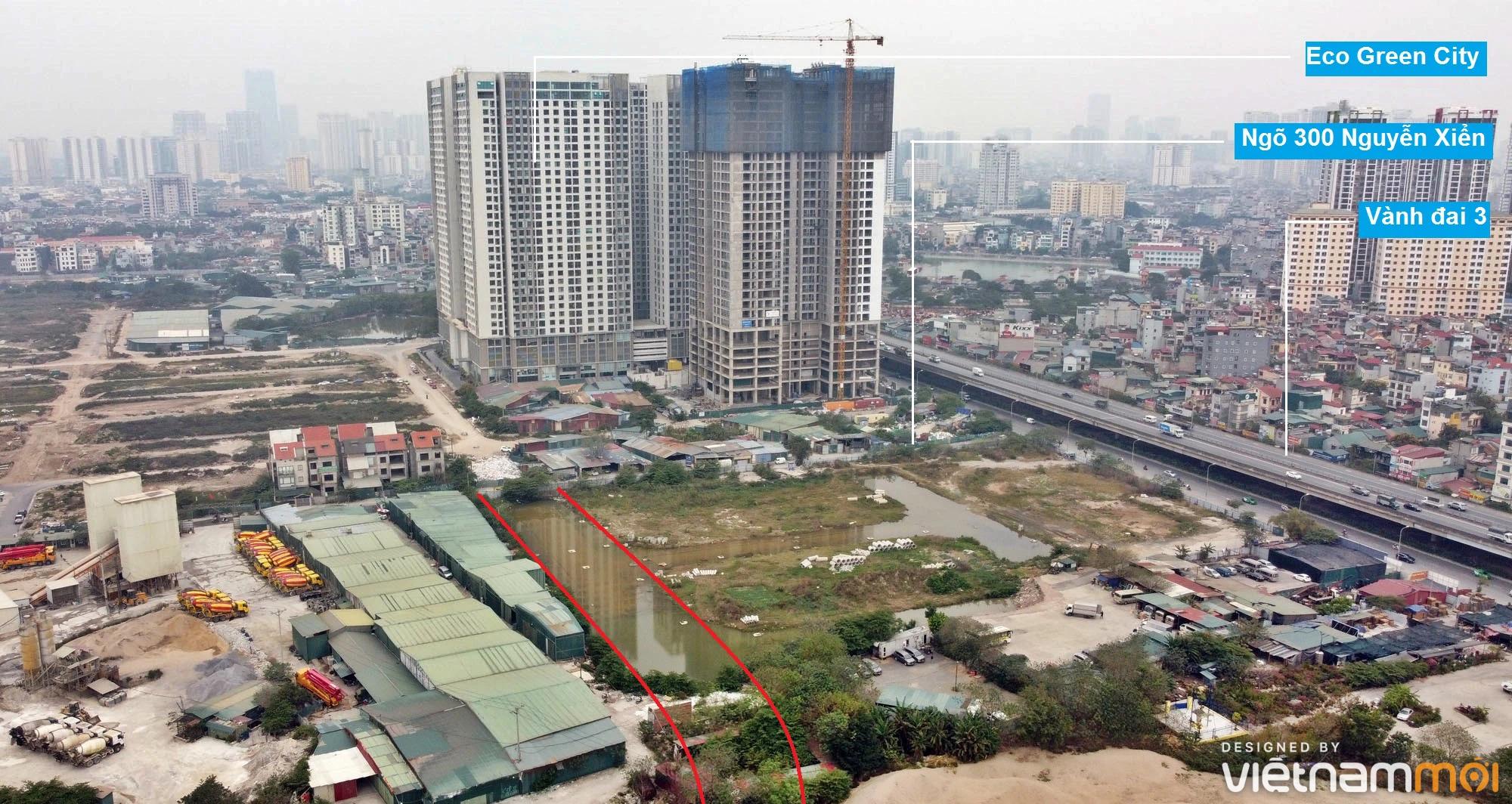 Đường sẽ mở theo quy hoạch ở phường Đại Kim, Hoàng Mai, Hà Nội (phần 2) - Ảnh 5.