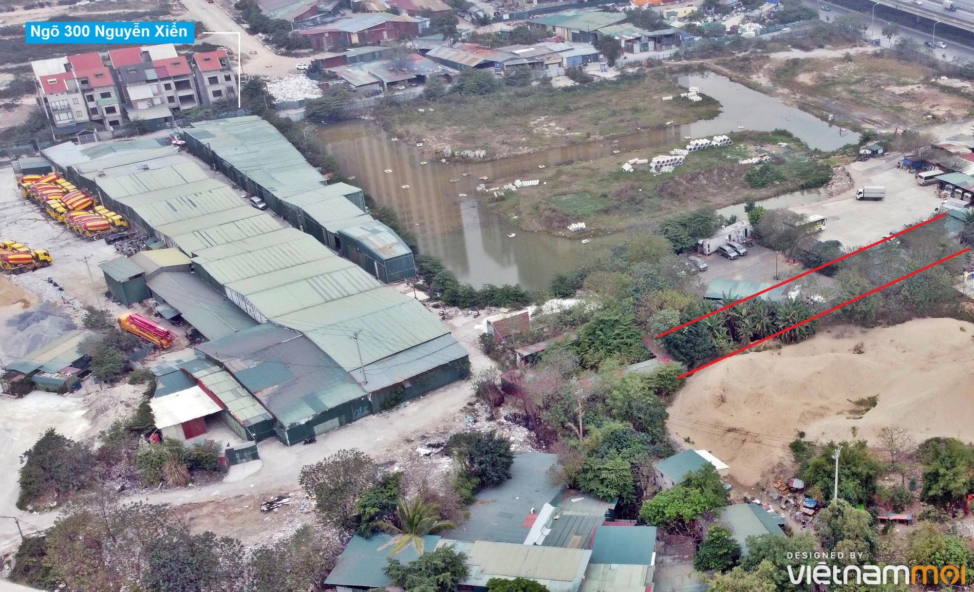 Đường sẽ mở theo quy hoạch ở phường Đại Kim, Hoàng Mai, Hà Nội (phần 2) - Ảnh 7.