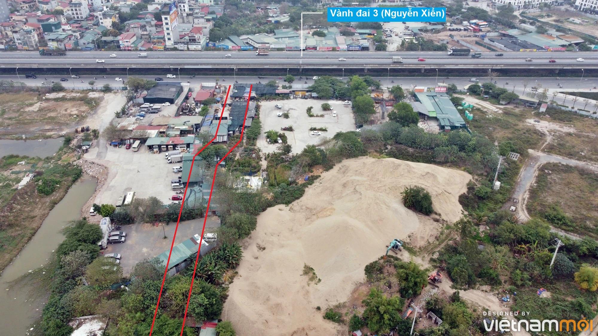 Đường sẽ mở theo quy hoạch ở phường Đại Kim, Hoàng Mai, Hà Nội (phần 2) - Ảnh 8.