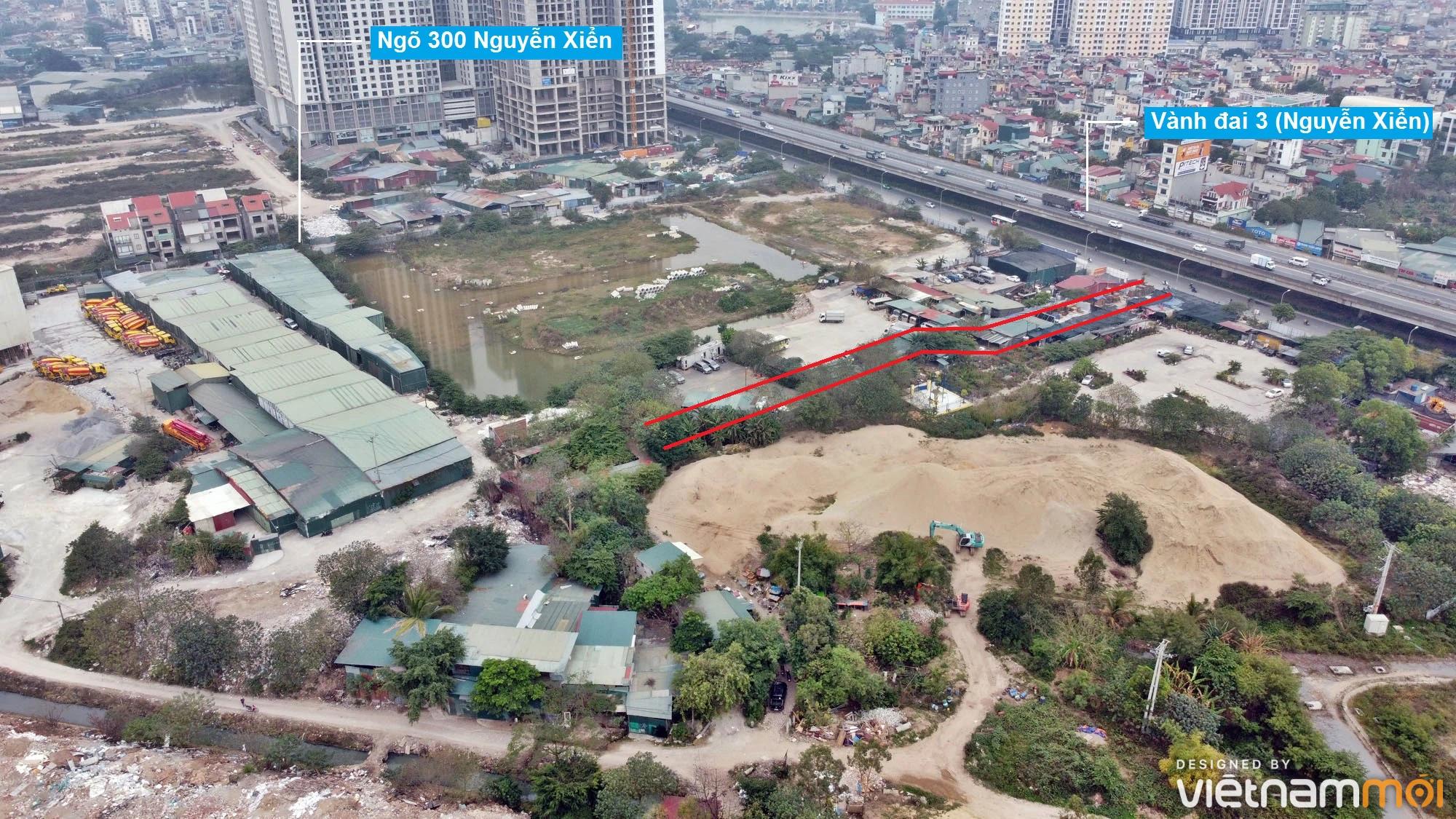 Đường sẽ mở theo quy hoạch ở phường Đại Kim, Hoàng Mai, Hà Nội (phần 2) - Ảnh 9.