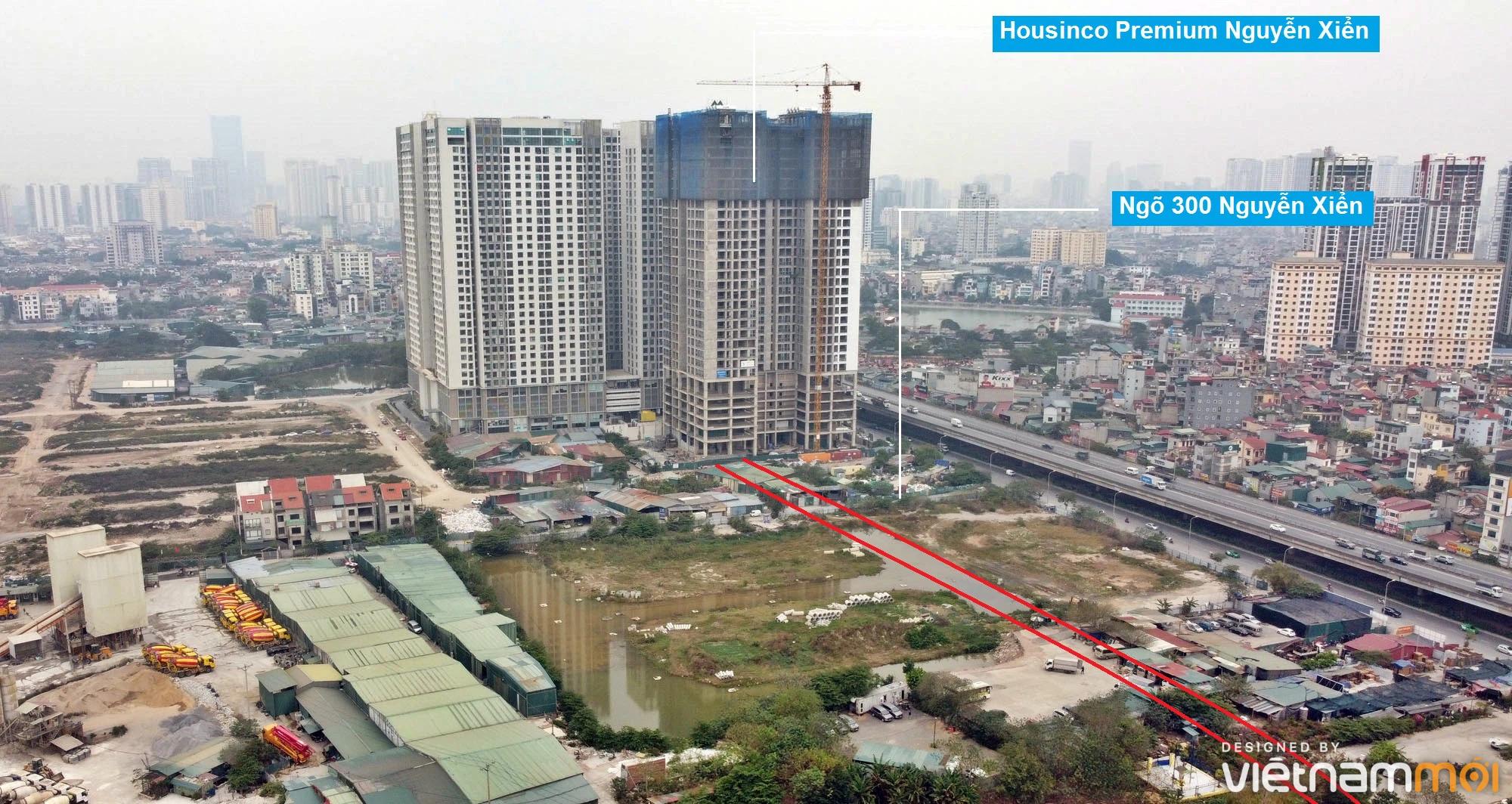 Đường sẽ mở theo quy hoạch ở phường Đại Kim, Hoàng Mai, Hà Nội (phần 2) - Ảnh 13.