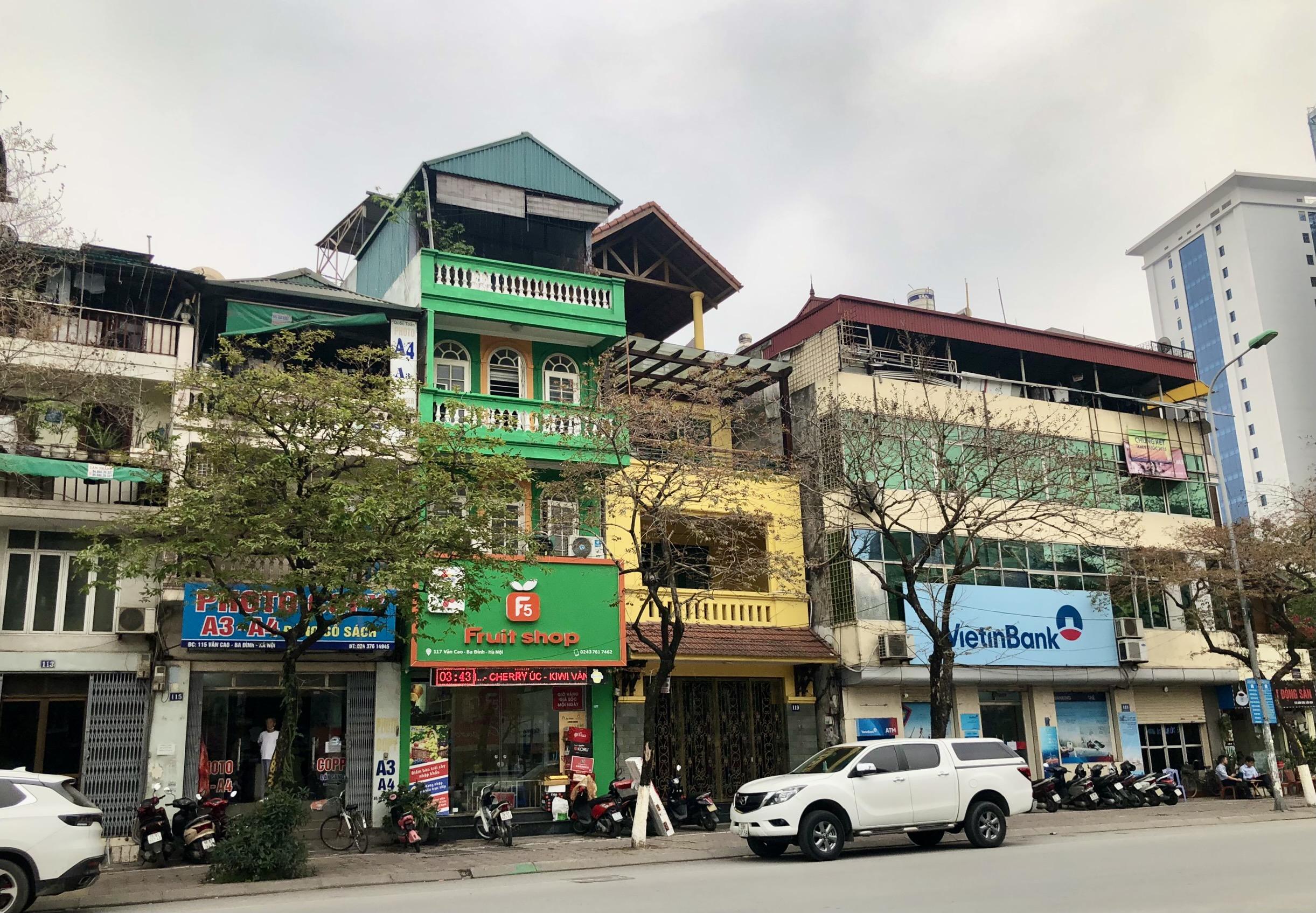 Đường sắp mở theo quy hoạch ở phường Liễu Giai, Ba Đình, Hà Nội (phần 3): Hai đường nối từ Văn Cao đến ngõ 279 Đội Cấn kéo dài - Ảnh 11.