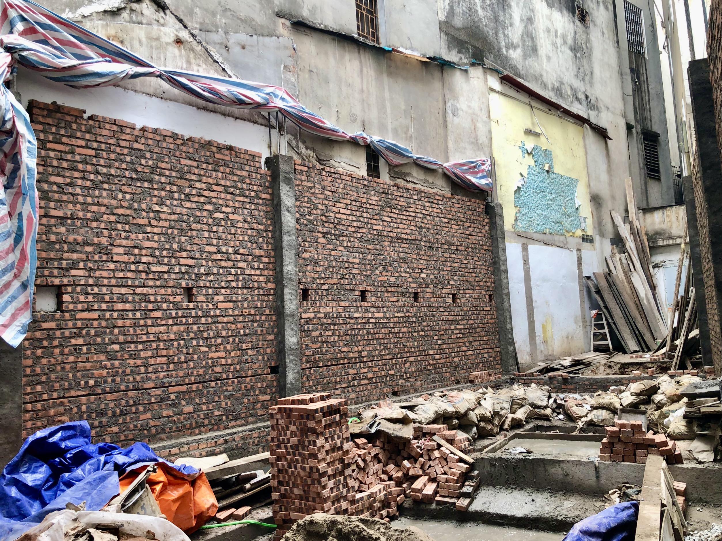 Đường sắp mở theo quy hoạch ở phường Liễu Giai, Ba Đình, Hà Nội (phần 3): Hai đường nối từ Văn Cao đến ngõ 279 Đội Cấn kéo dài - Ảnh 17.