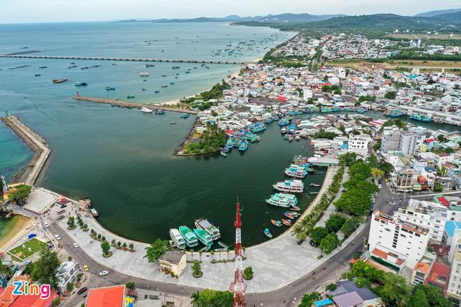 Điều chỉnh quy hoạch TP Phú Quốc: Chuyển đất rừng làm du lịch, tăng hàng trăm ha đất ở - Ảnh 1.