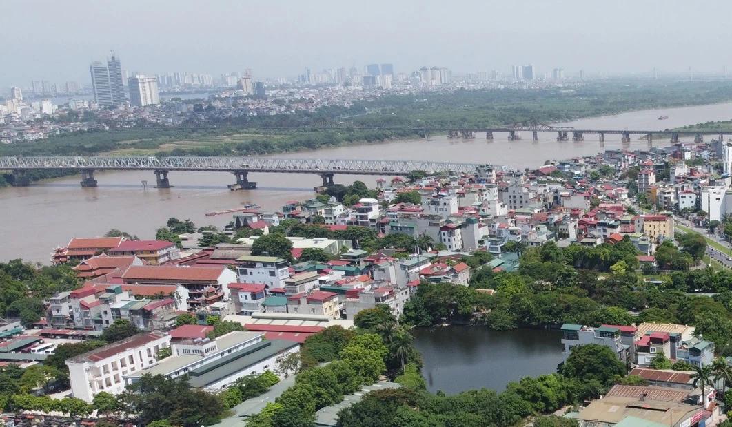 Kế hoạch sử dụng đất phường Bồ Đề, Long Biên, Hà Nội năm 2021 - Ảnh 1.