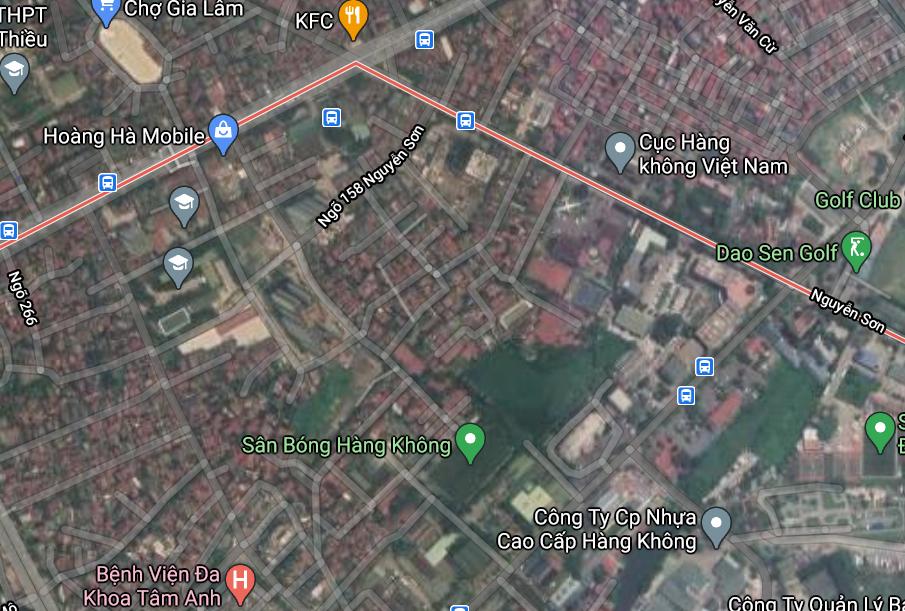 Đường sẽ mở ở phường Bồ Đề, Long Biên, Hà Nội - Ảnh 2.