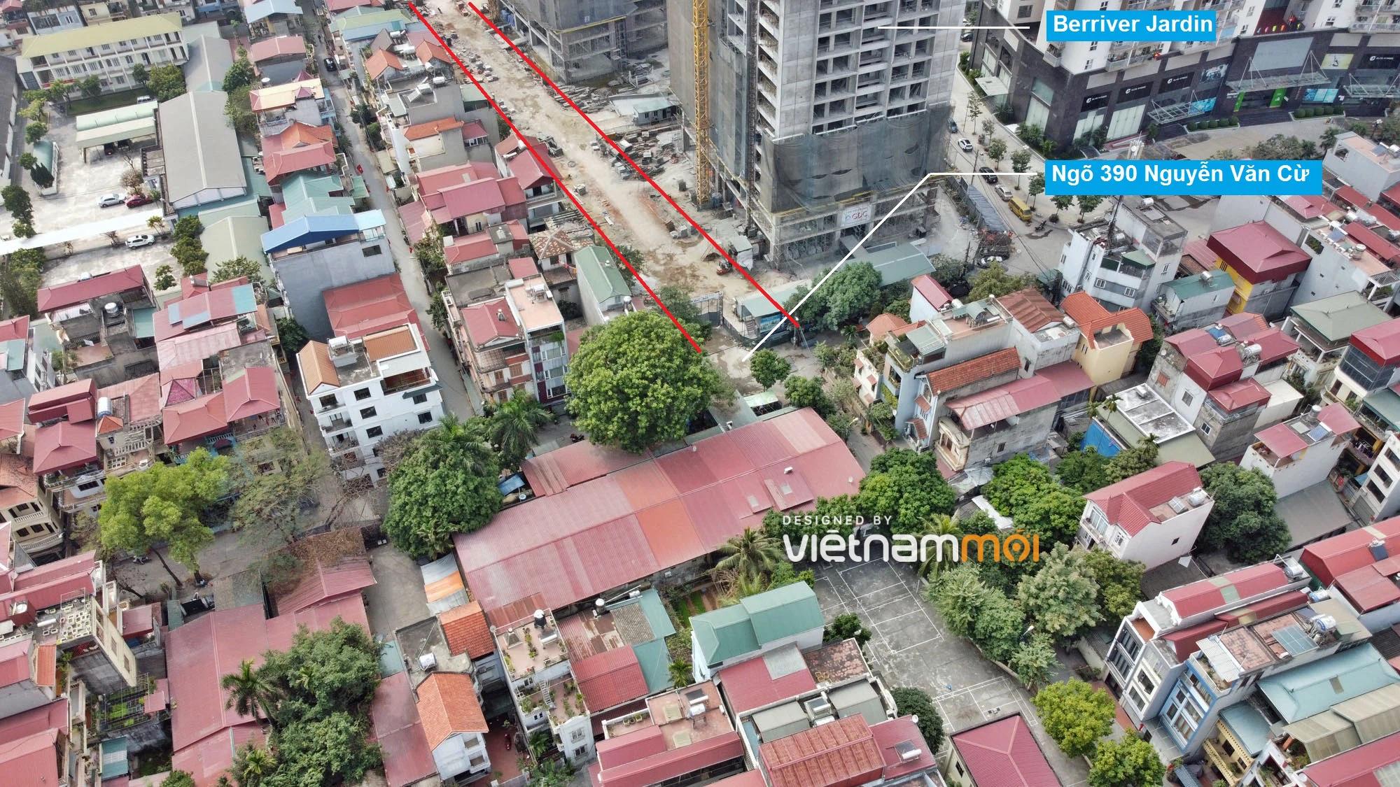Ba đường sẽ mở theo quy hoạch ở phường Bồ Đề, Long Biên, Hà Nội (phần 4) - Ảnh 5.
