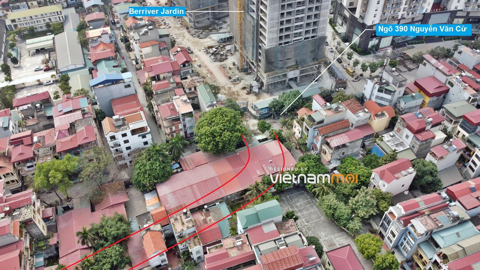 Ba đường sẽ mở theo quy hoạch ở phường Bồ Đề, Long Biên, Hà Nội (phần 4) - Ảnh 7.