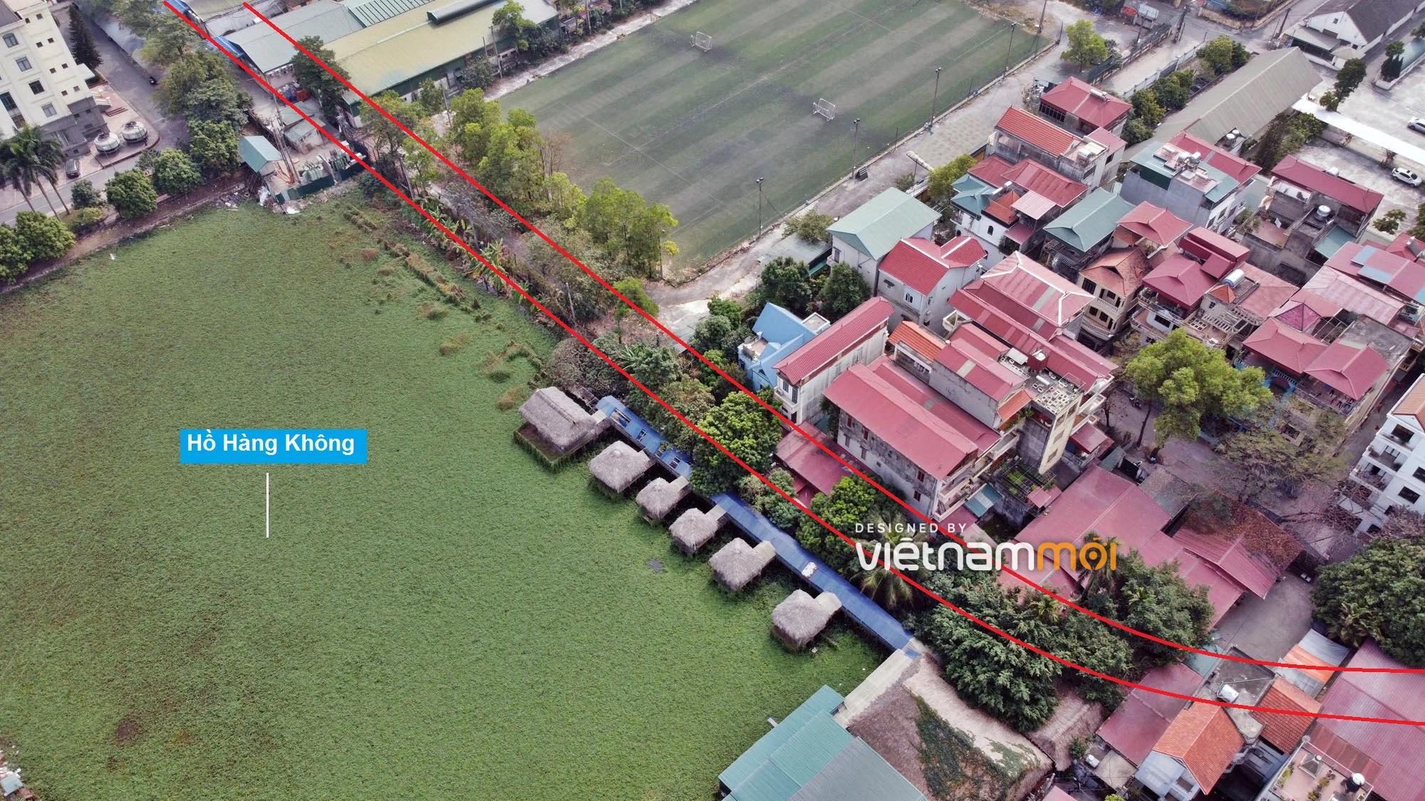 Ba đường sẽ mở theo quy hoạch ở phường Bồ Đề, Long Biên, Hà Nội (phần 4) - Ảnh 8.