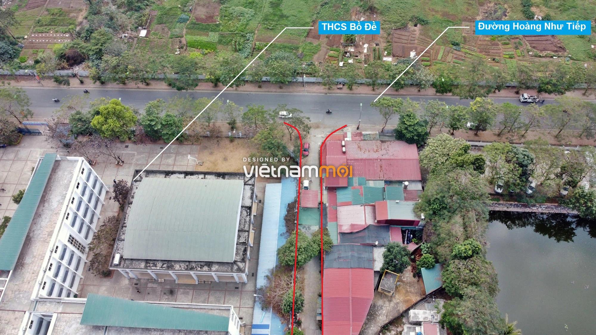 Ba đường sẽ mở theo qui hoạch ở phường Bồ Đề, Long Biên, Hà Nội (phần 3) - Ảnh 4.