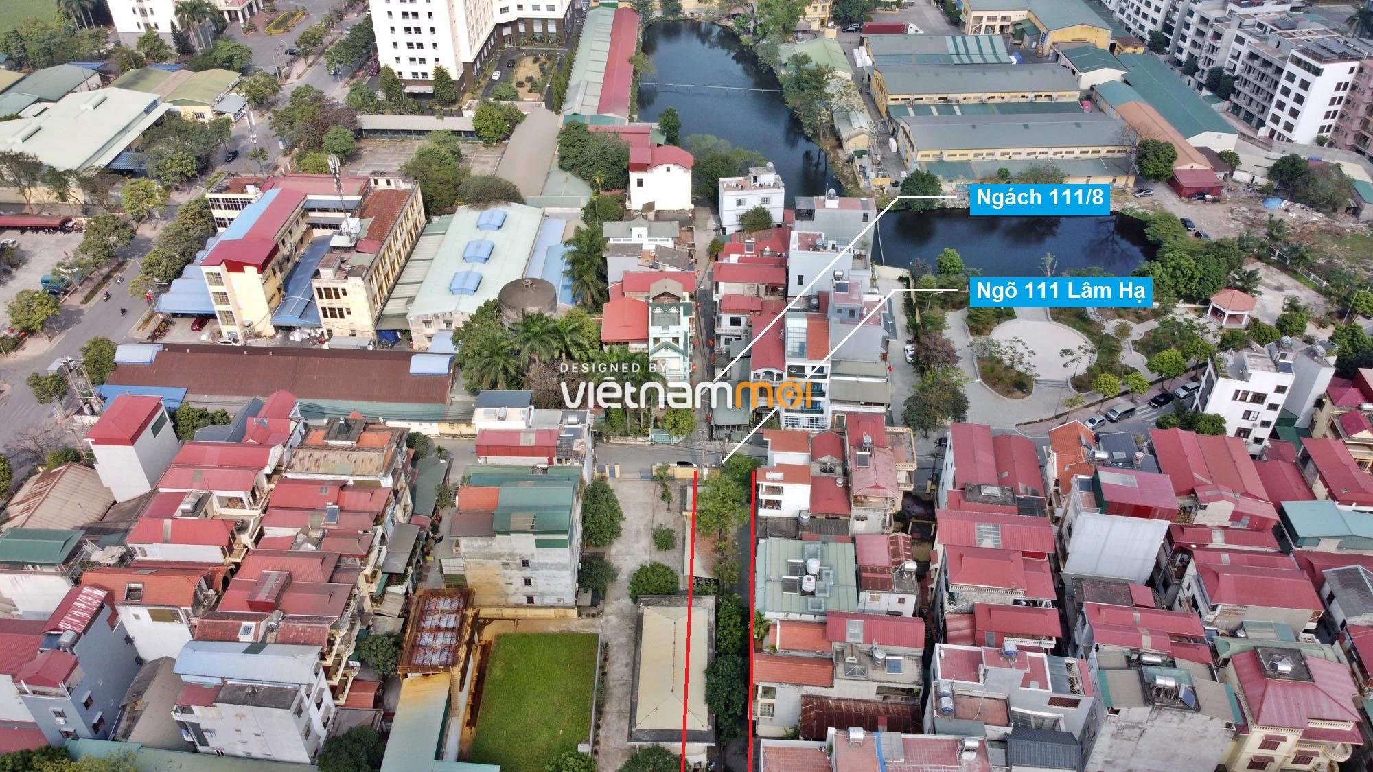 Ba đường sẽ mở theo qui hoạch ở phường Bồ Đề, Long Biên, Hà Nội (phần 3) - Ảnh 6.