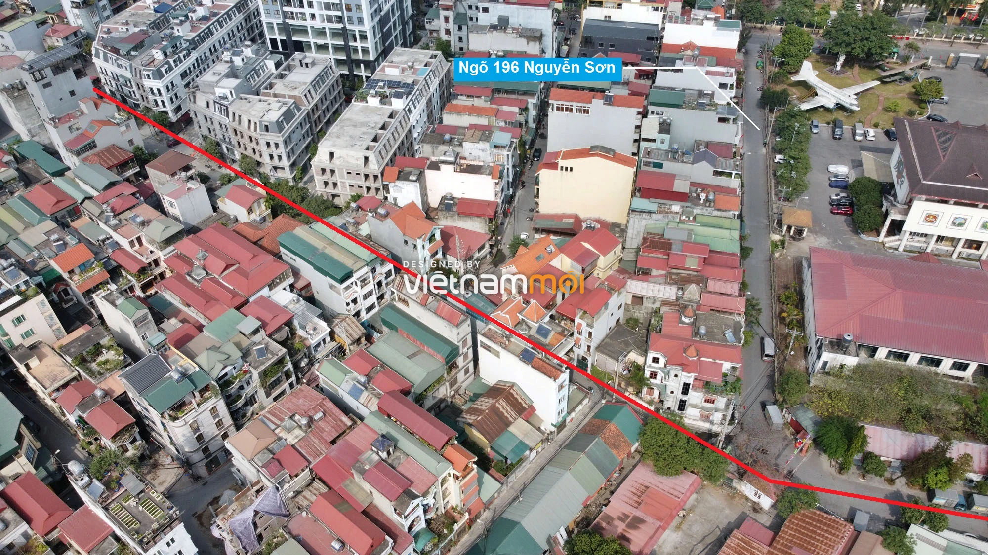 Ba đường sẽ mở theo qui hoạch ở phường Bồ Đề, Long Biên, Hà Nội (phần 3) - Ảnh 9.