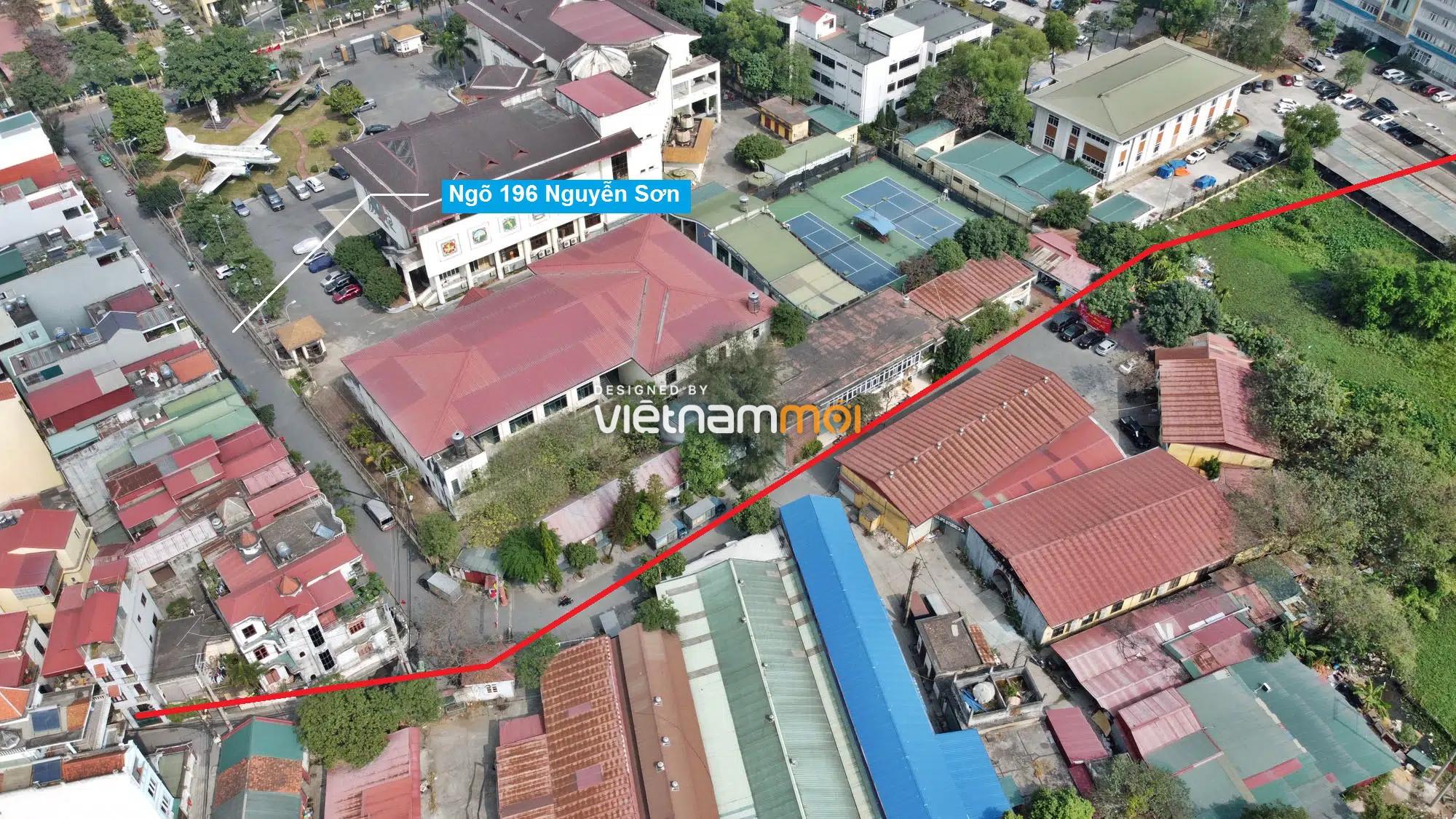 Ba đường sẽ mở theo qui hoạch ở phường Bồ Đề, Long Biên, Hà Nội (phần 3) - Ảnh 10.
