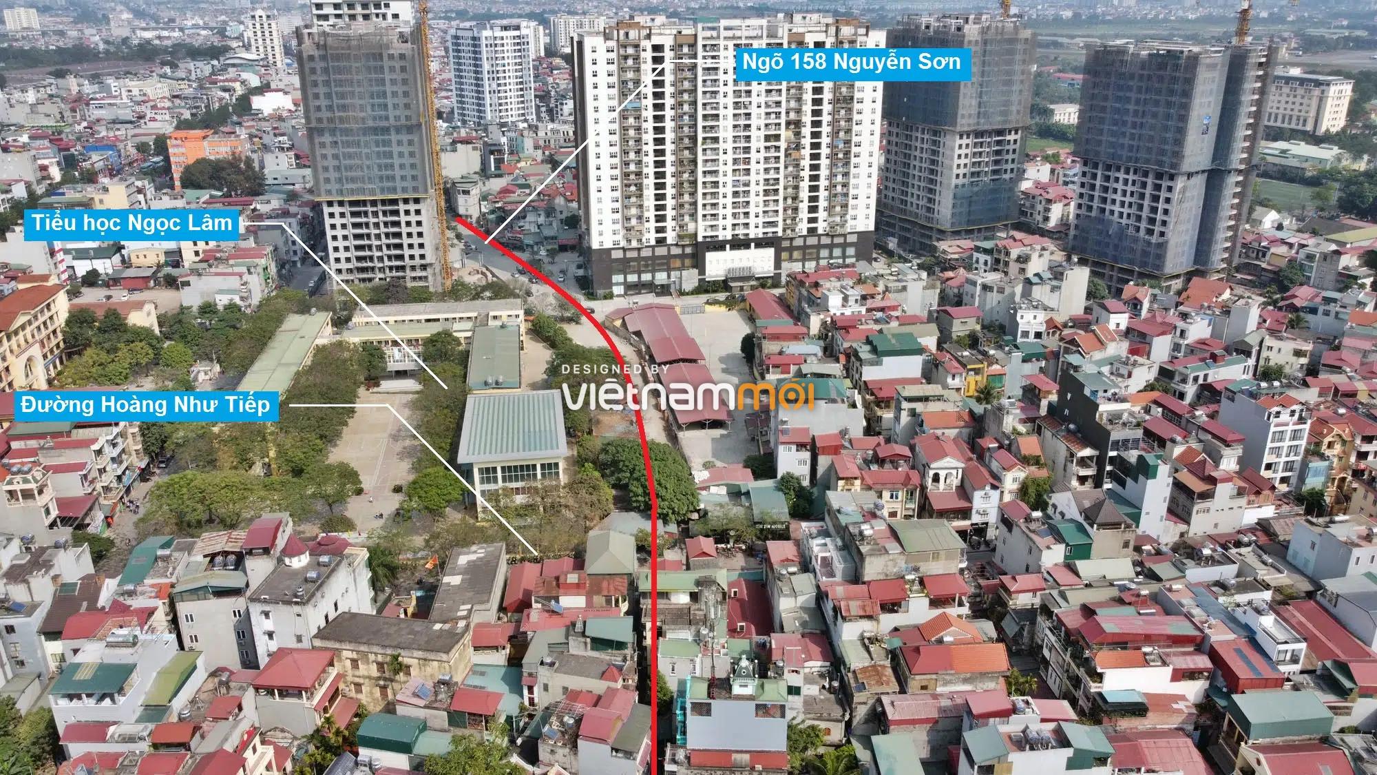 Ba đường sẽ mở theo qui hoạch ở phường Bồ Đề, Long Biên, Hà Nội (phần 3) - Ảnh 13.