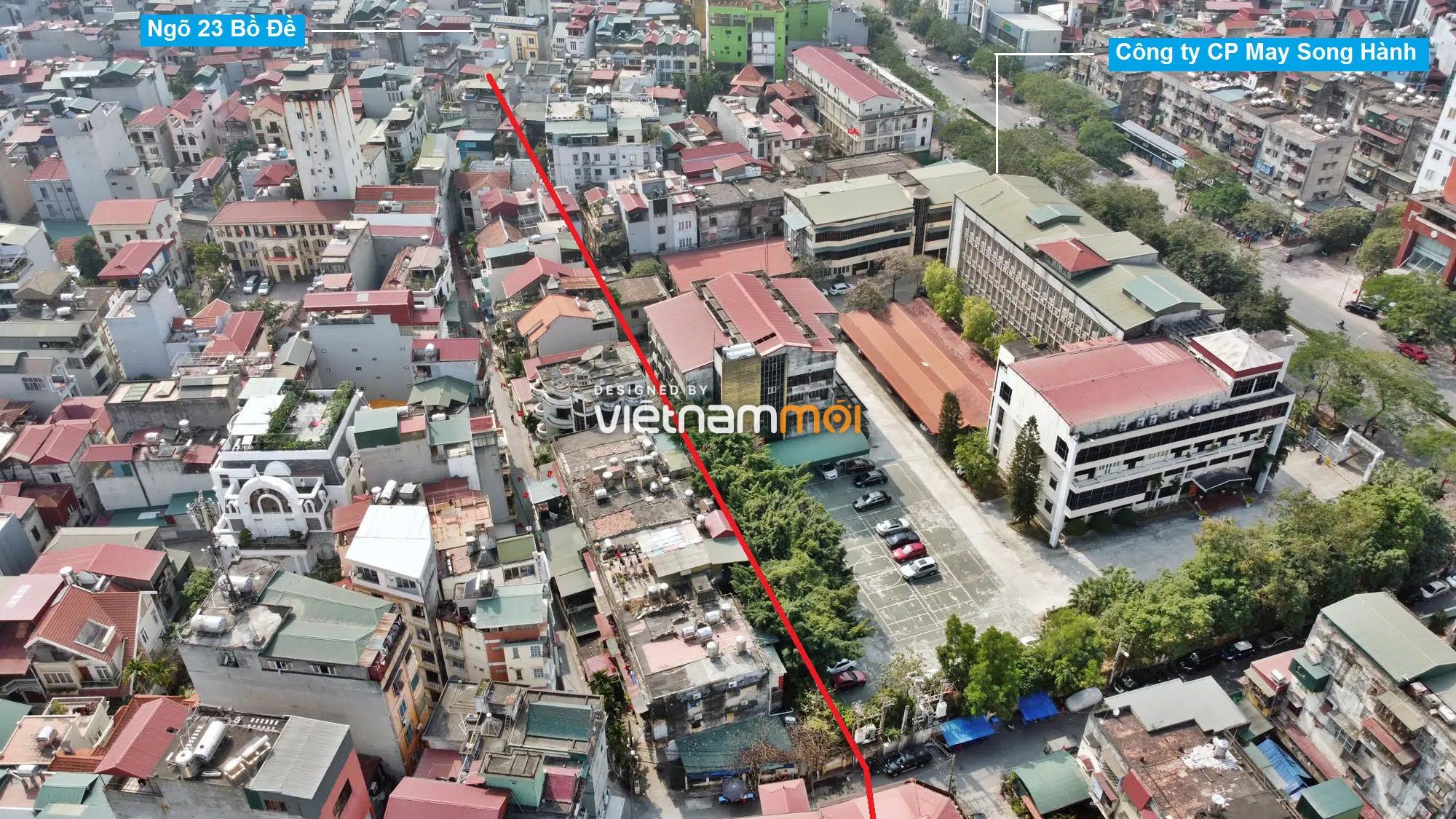 Ba đường sẽ mở theo qui hoạch ở phường Bồ Đề, Long Biên, Hà Nội (phần 3) - Ảnh 16.