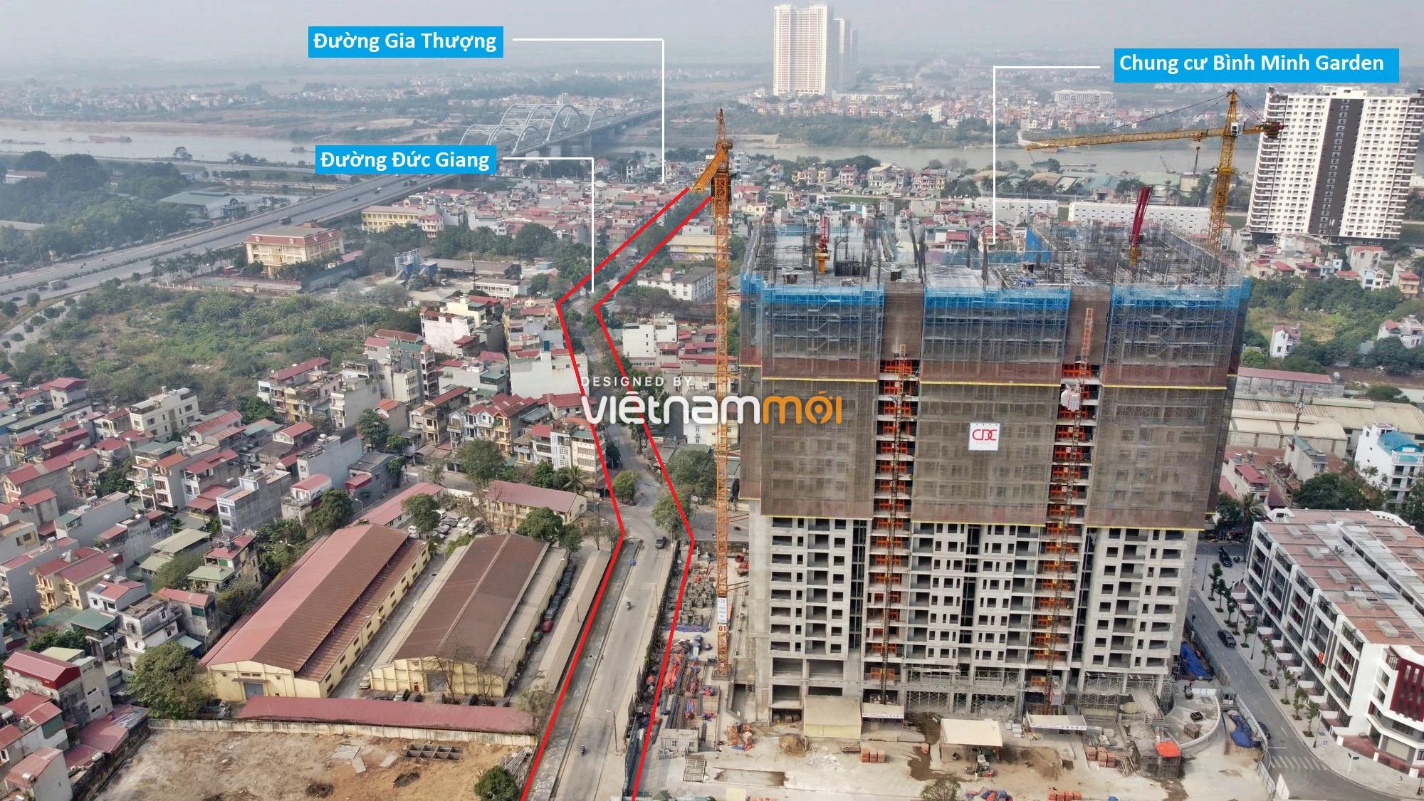 Đường sẽ mở theo quy hoạch ở phường Thượng Thanh, Long Biên, Hà Nội (phần 4) - Ảnh 3.