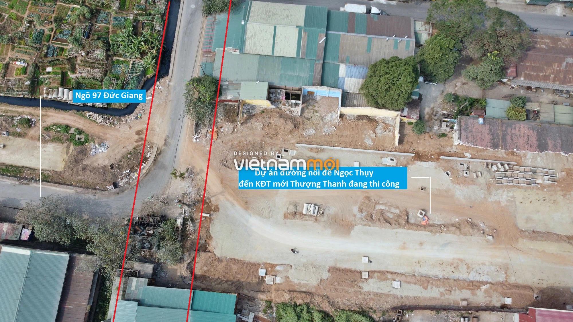 Đường sẽ mở theo quy hoạch ở phường Thượng Thanh, Long Biên, Hà Nội (phần 4) - Ảnh 4.