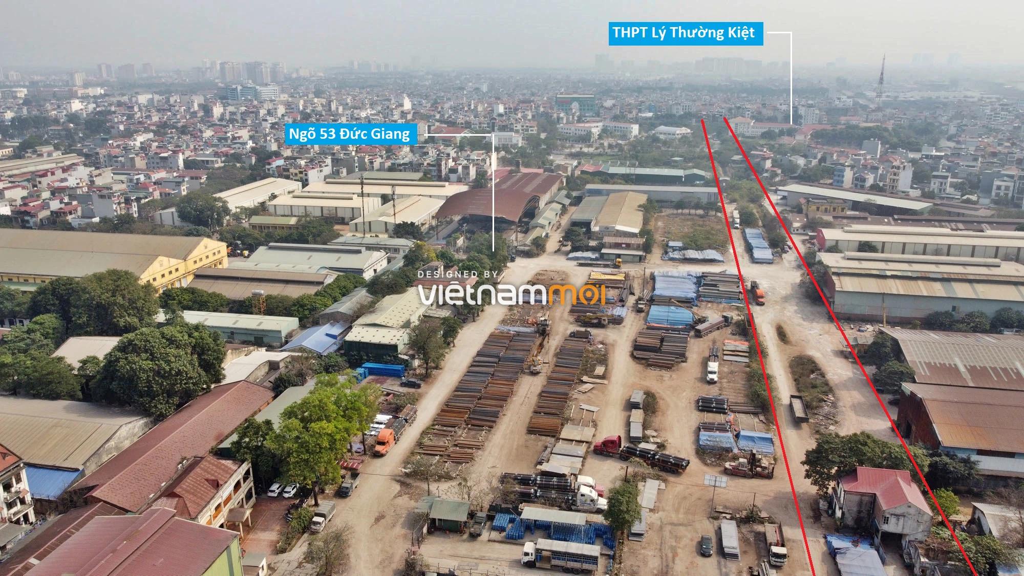 Đường sẽ mở theo quy hoạch ở phường Thượng Thanh, Long Biên, Hà Nội (phần 4) - Ảnh 5.