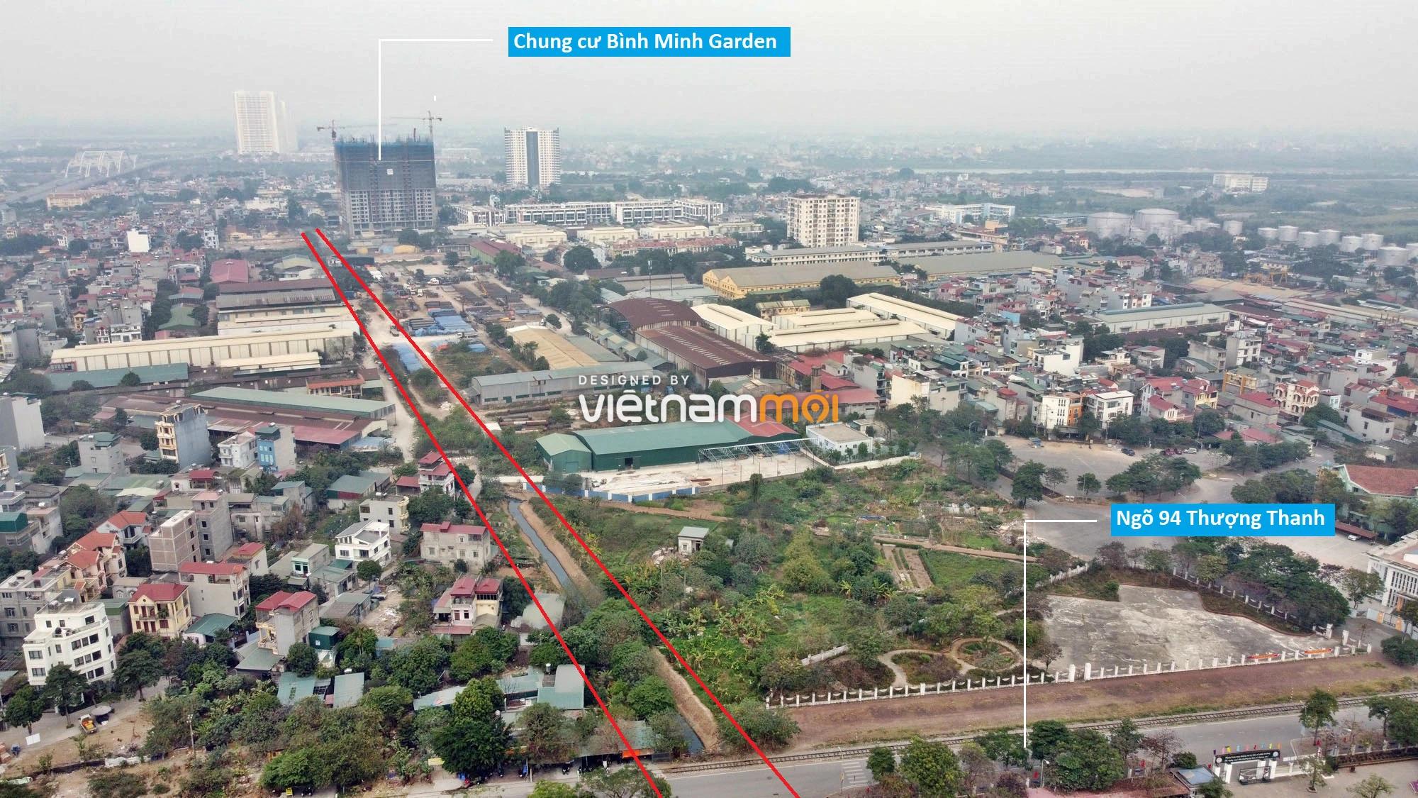 Đường sẽ mở theo quy hoạch ở phường Thượng Thanh, Long Biên, Hà Nội (phần 4) - Ảnh 6.