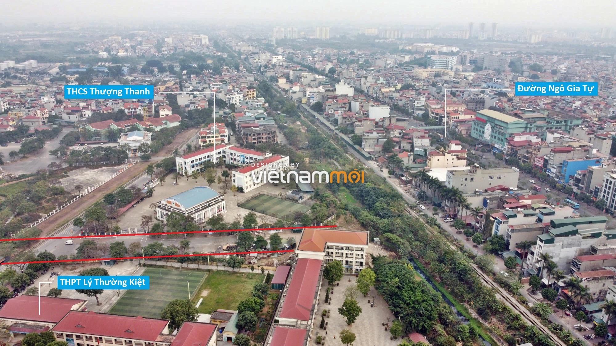 Đường sẽ mở theo quy hoạch ở phường Thượng Thanh, Long Biên, Hà Nội (phần 4) - Ảnh 7.
