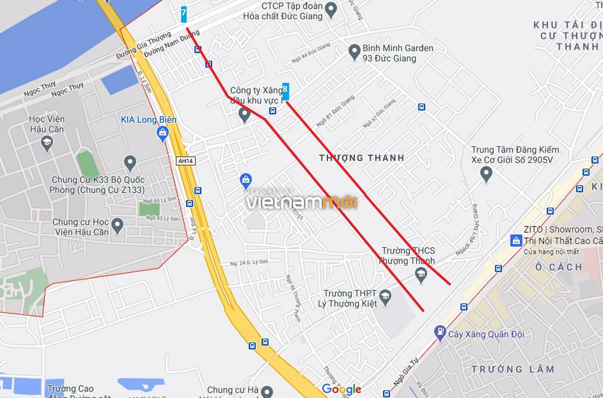 Đường sẽ mở theo quy hoạch ở phường Thượng Thanh, Long Biên, Hà Nội (phần 4) - Ảnh 8.