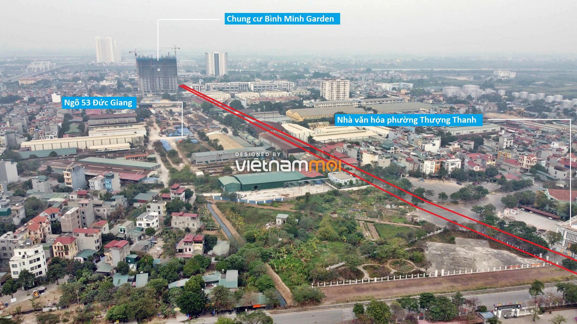 Đường sẽ mở theo quy hoạch ở phường Thượng Thanh, Long Biên, Hà Nội (phần 4) - Ảnh 10.