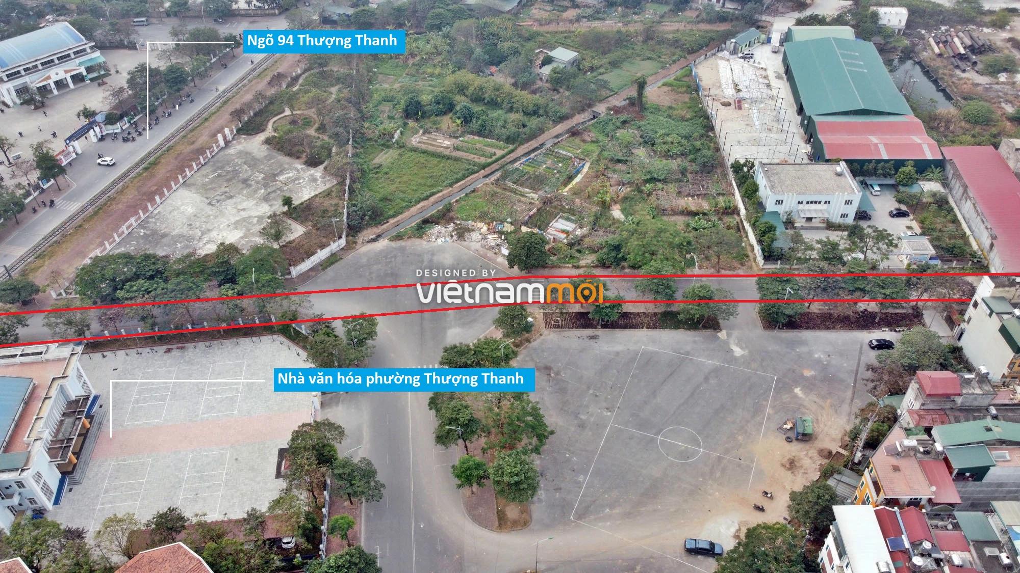 Đường sẽ mở theo quy hoạch ở phường Thượng Thanh, Long Biên, Hà Nội (phần 4) - Ảnh 11.