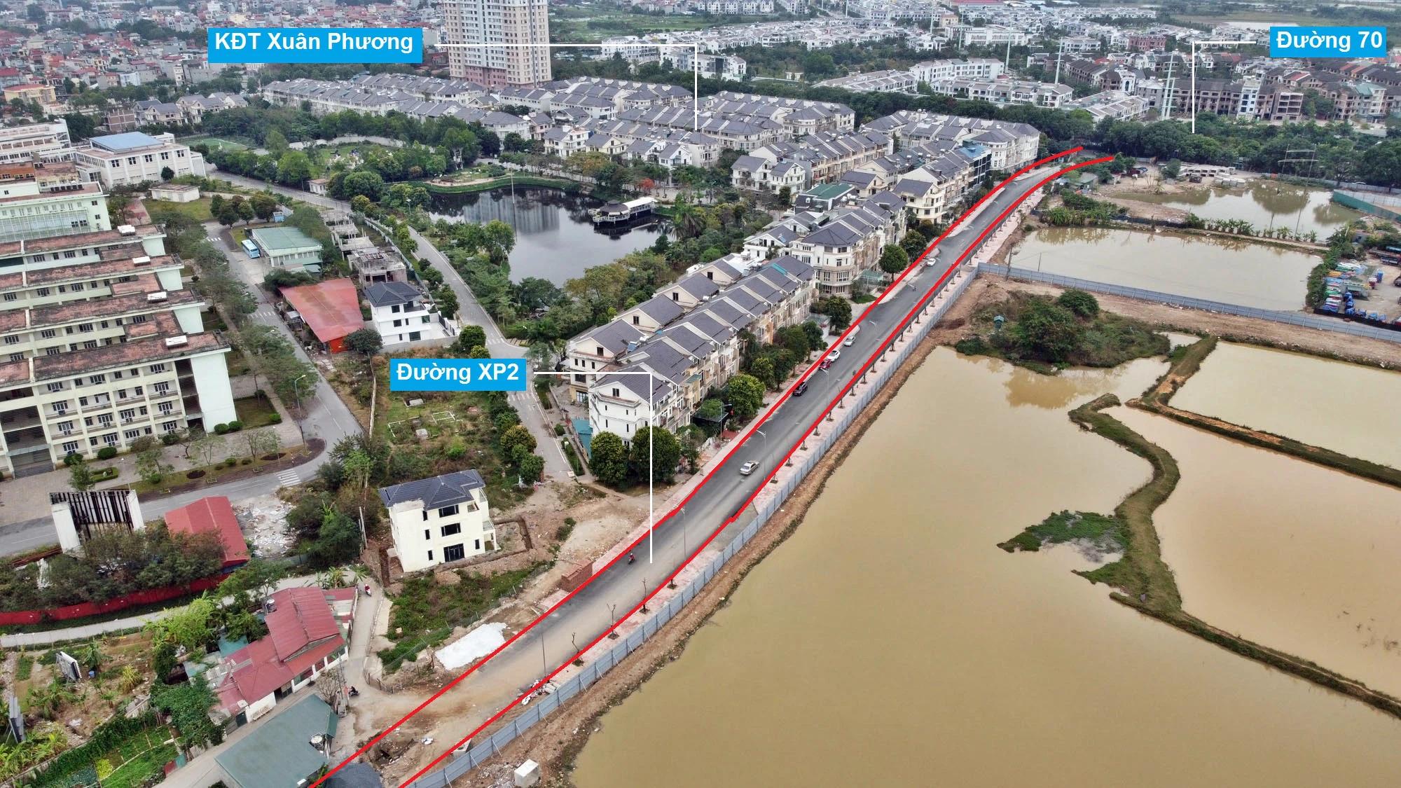 Đường sẽ mở theo qui hoạch ở phường Tây Mỗ, Nam Từ Liêm, Hà Nội (phần 3) - Ảnh 3.