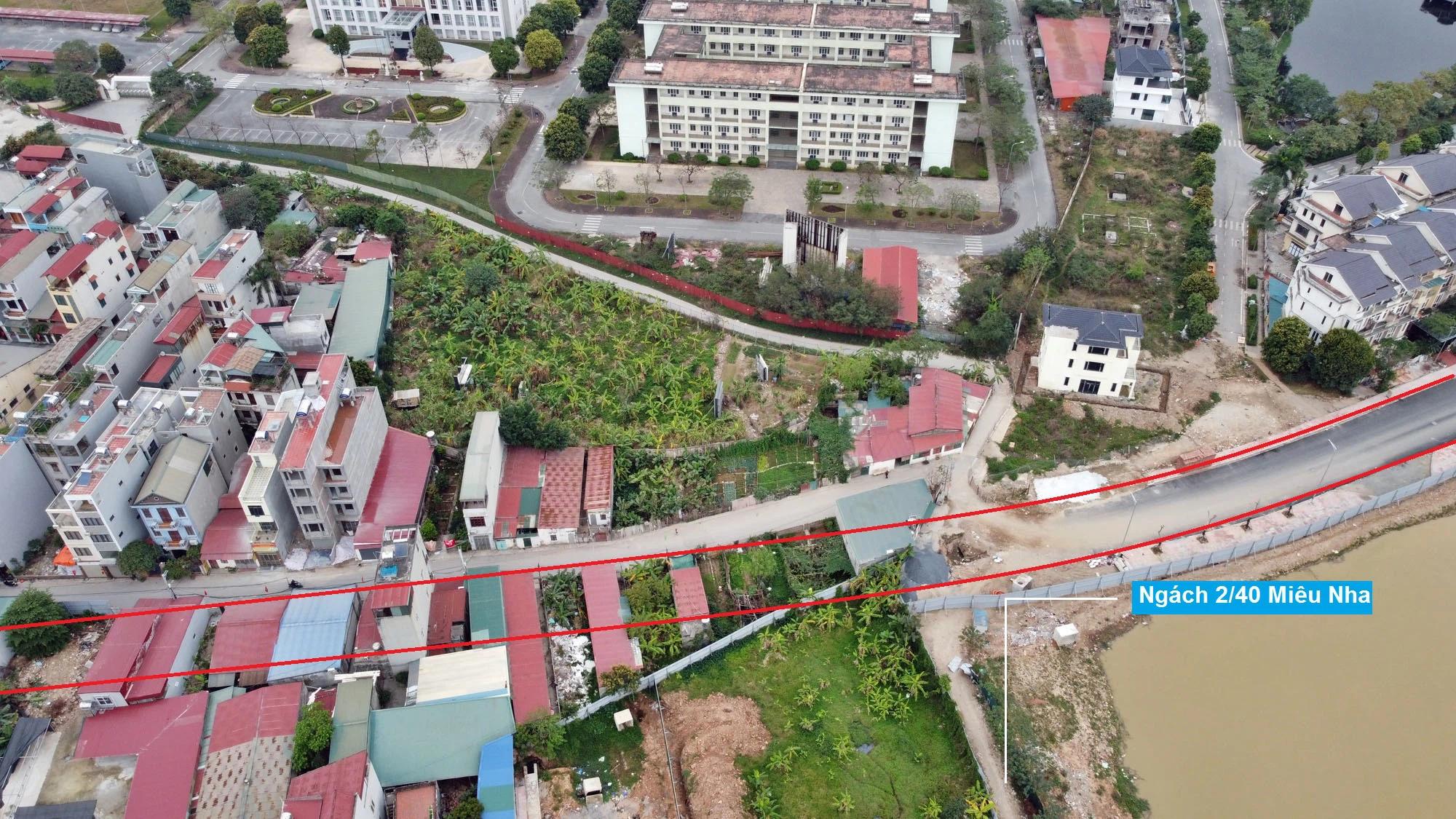Đường sẽ mở theo qui hoạch ở phường Tây Mỗ, Nam Từ Liêm, Hà Nội (phần 3) - Ảnh 4.