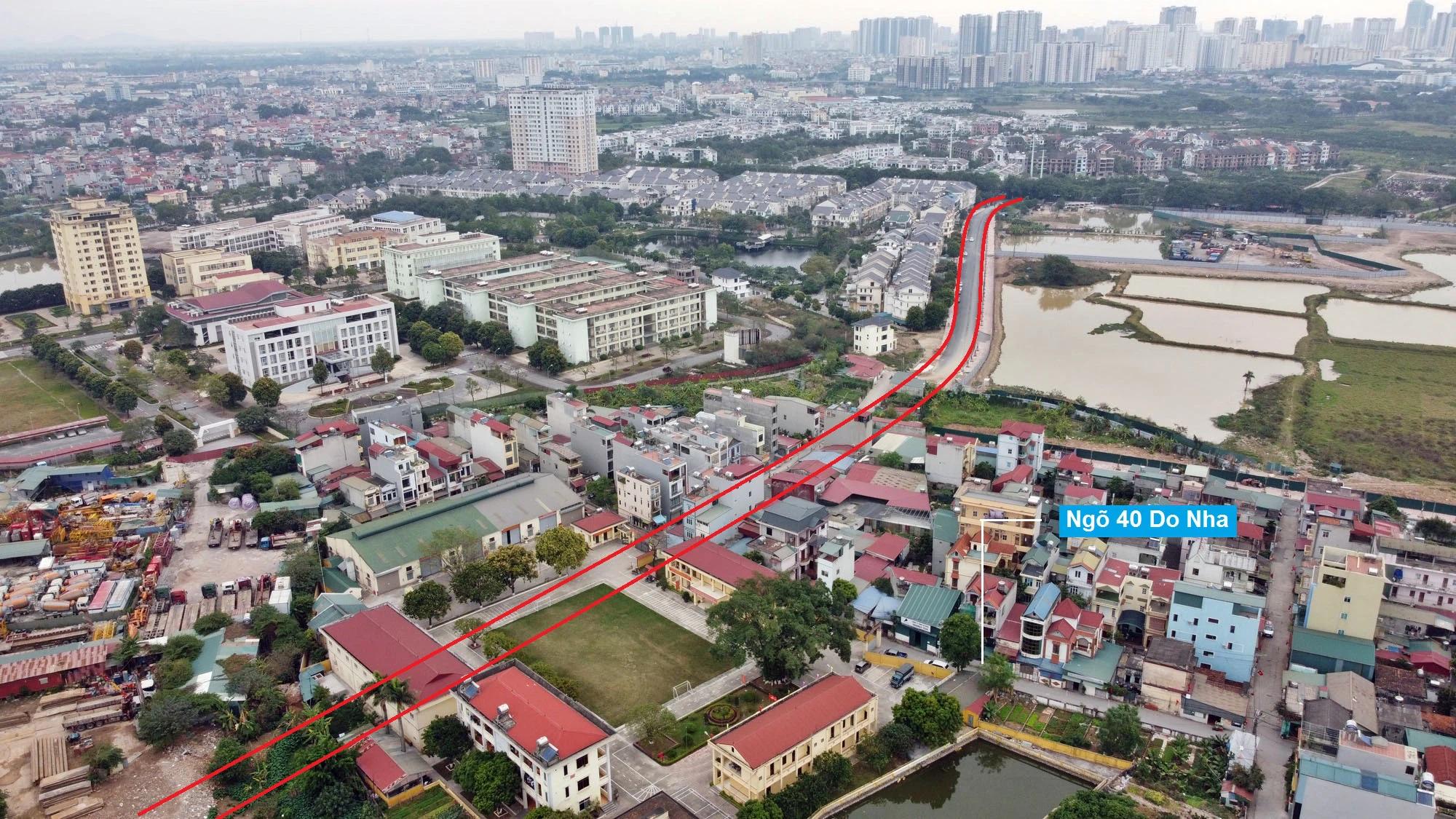 Đường sẽ mở theo qui hoạch ở phường Tây Mỗ, Nam Từ Liêm, Hà Nội (phần 3) - Ảnh 5.