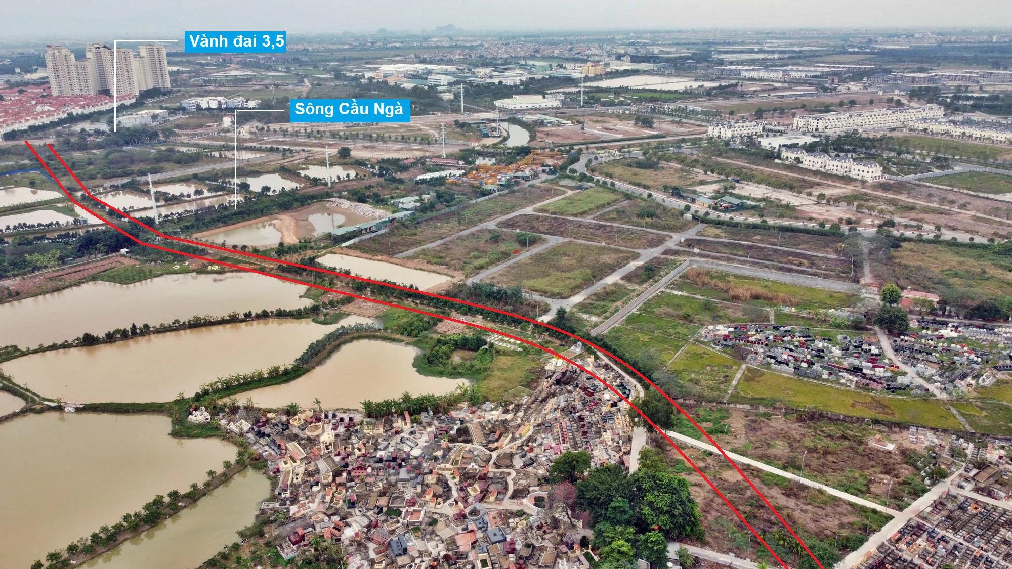 Đường sẽ mở theo qui hoạch ở phường Tây Mỗ, Nam Từ Liêm, Hà Nội (phần 3) - Ảnh 6.
