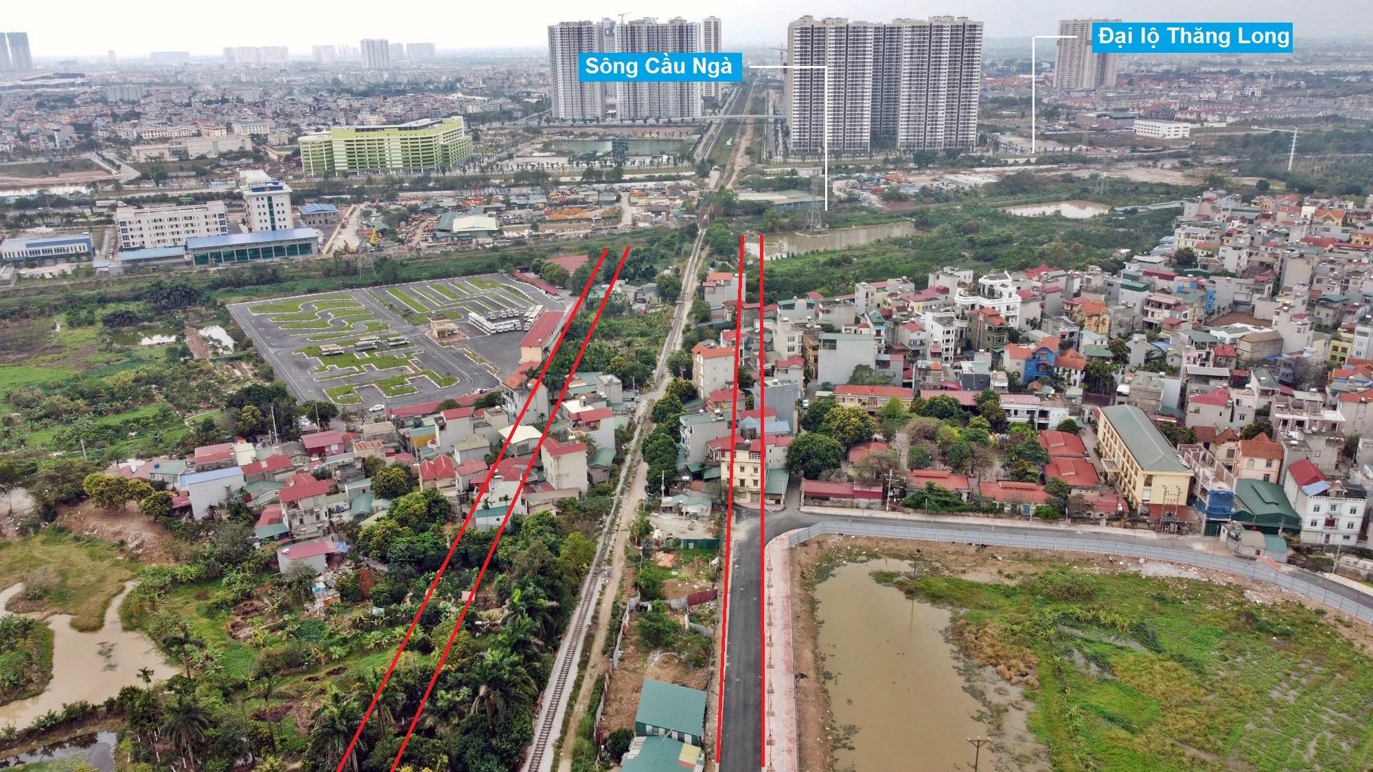 Đường sẽ mở theo quy hoạch ở phường Tây Mỗ, Nam Từ Liêm, Hà Nội (phần 3) - Ảnh 10.
