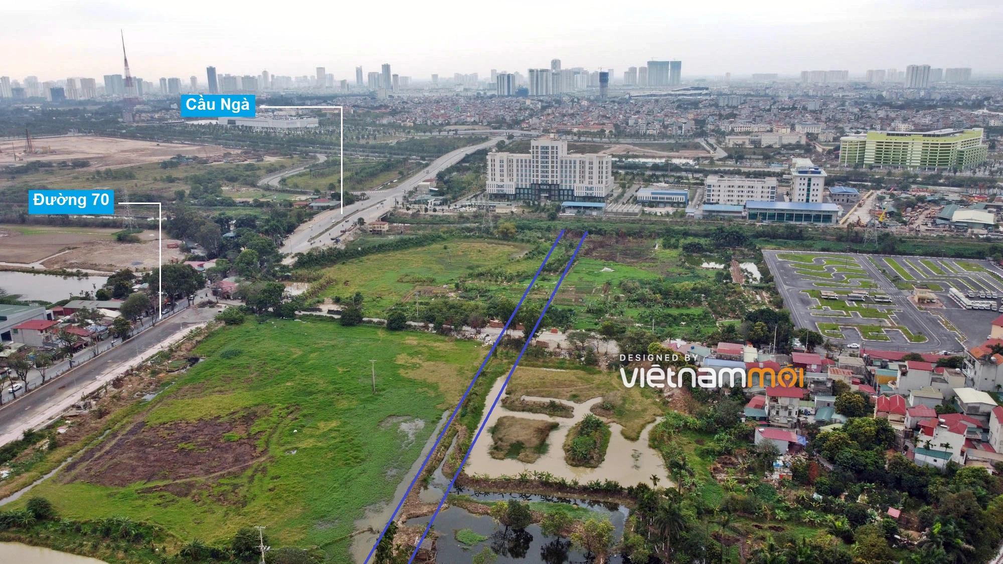 Đường sẽ mở theo quy hoạch ở phường Tây Mỗ, Nam Từ Liêm, Hà Nội (phần 3) - Ảnh 13.