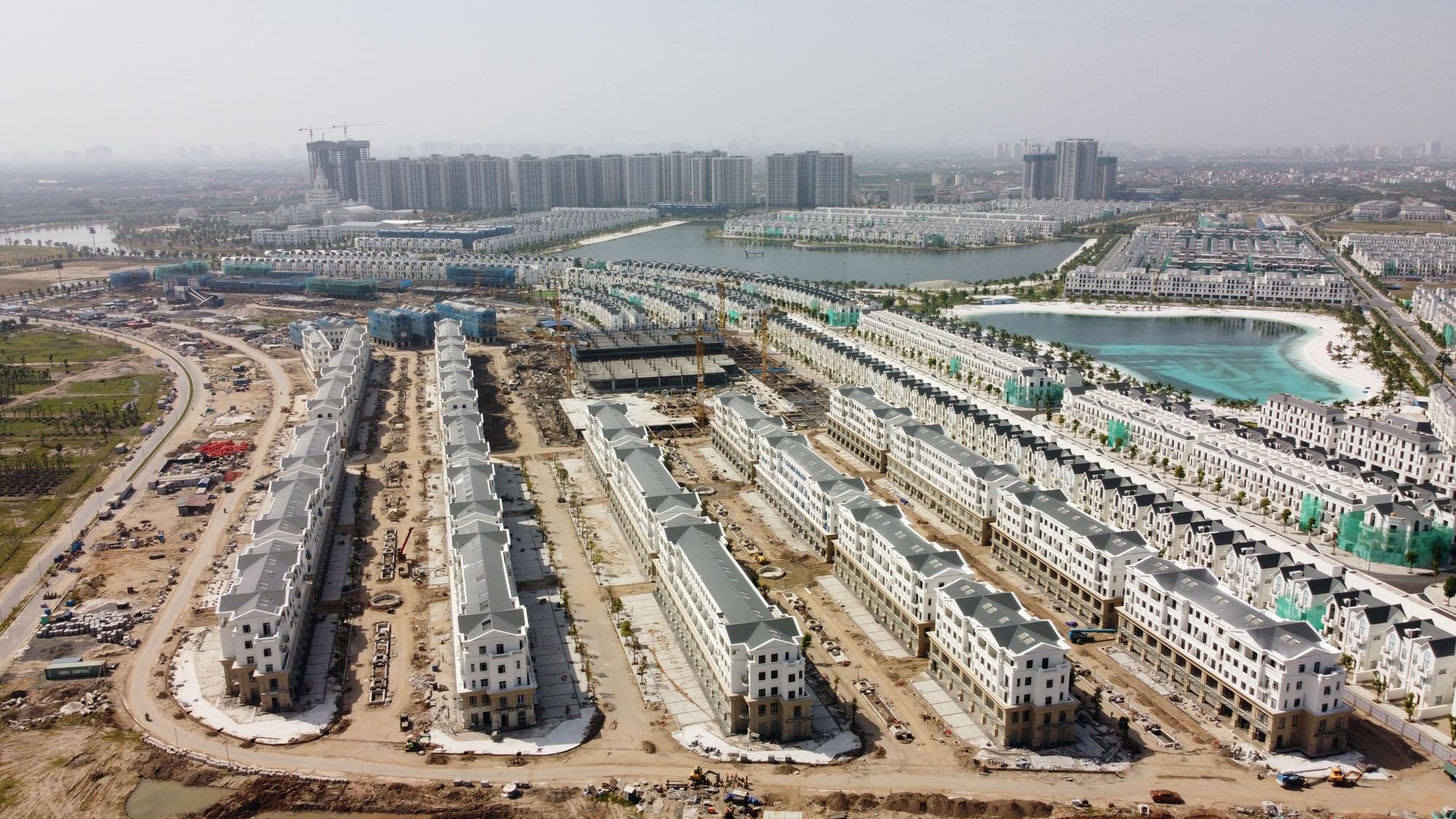 Huyện Gia Lâm đưa loạt kiến nghị để lên quận vào năm 2023 - Ảnh 1.