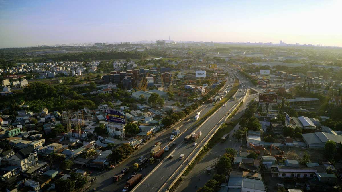 Đồng Nai sẽ thu hồi 50 ha đất để khởi công đường Vành đai 3 đoạn Tân Vạn - Nhơn Trạch  - Ảnh 1.
