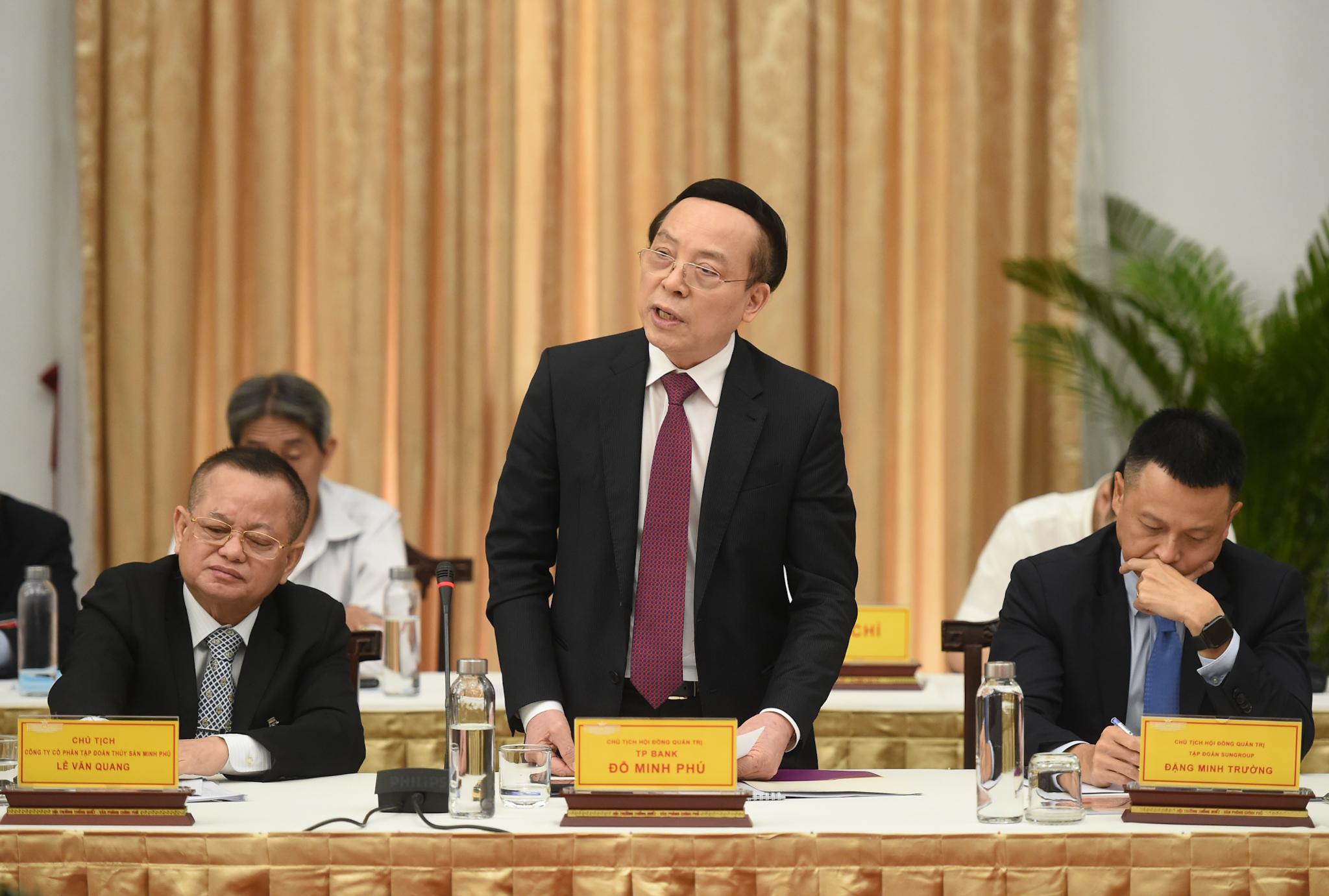 Chủ tịch TPBank gợi ý 4 từ khóa để 'cởi trói cho kinh tế tư nhân' - Ảnh 1.
