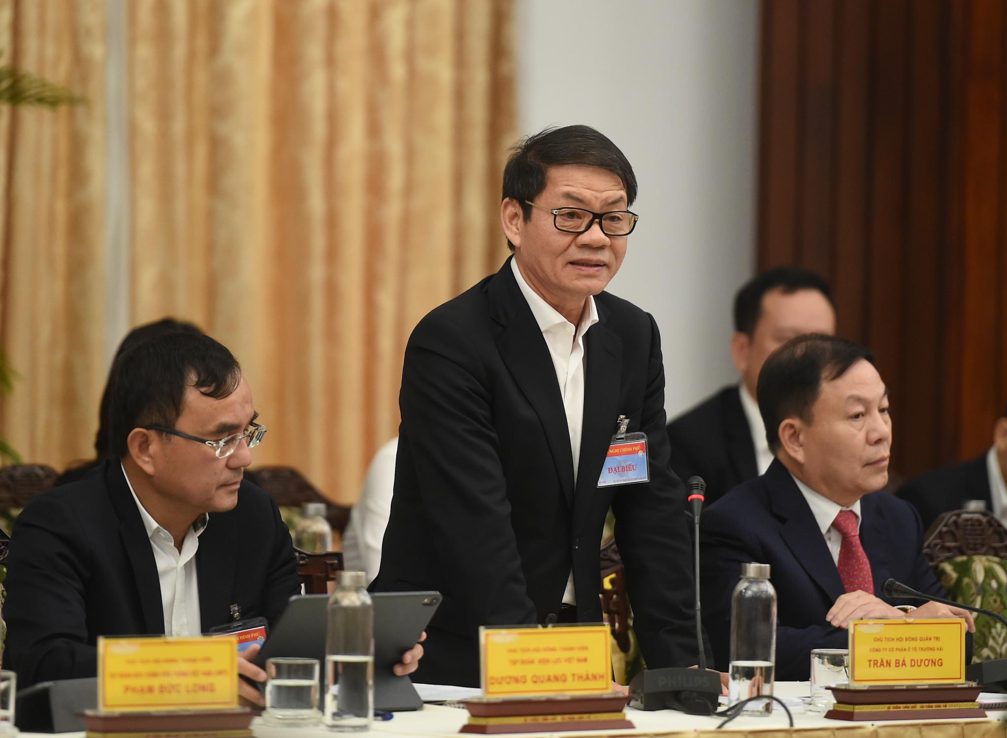 Ông Trần Bá Dương: Thaco sẽ tăng trưởng 10-20% mỗi năm, xuất khẩu 30 triệu USD linh kiện trong năm nay - Ảnh 1.