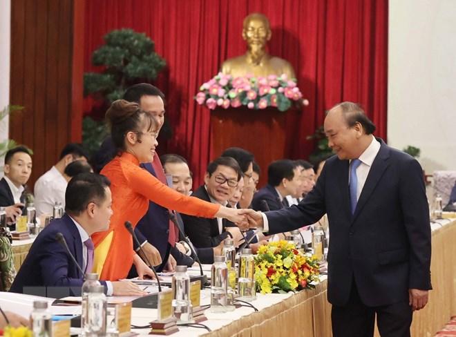 Đối thoại 2045: Để có Việt Nam hùng cường, doanh nghiệp lớn ấp ủ khát vọng lớn - Ảnh 1.