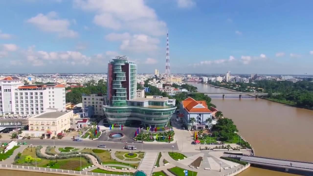 TP Cần Thơ sẽ có tòa tháp đôi chung cư cao 23 tầng - Ảnh 1.