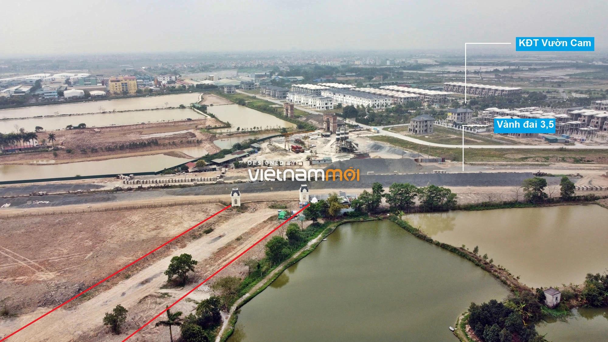 Đường sẽ mở theo quy hoạch ở xã Vân Canh, Hoài Đức, Hà Nội (phần 3) - Ảnh 9.