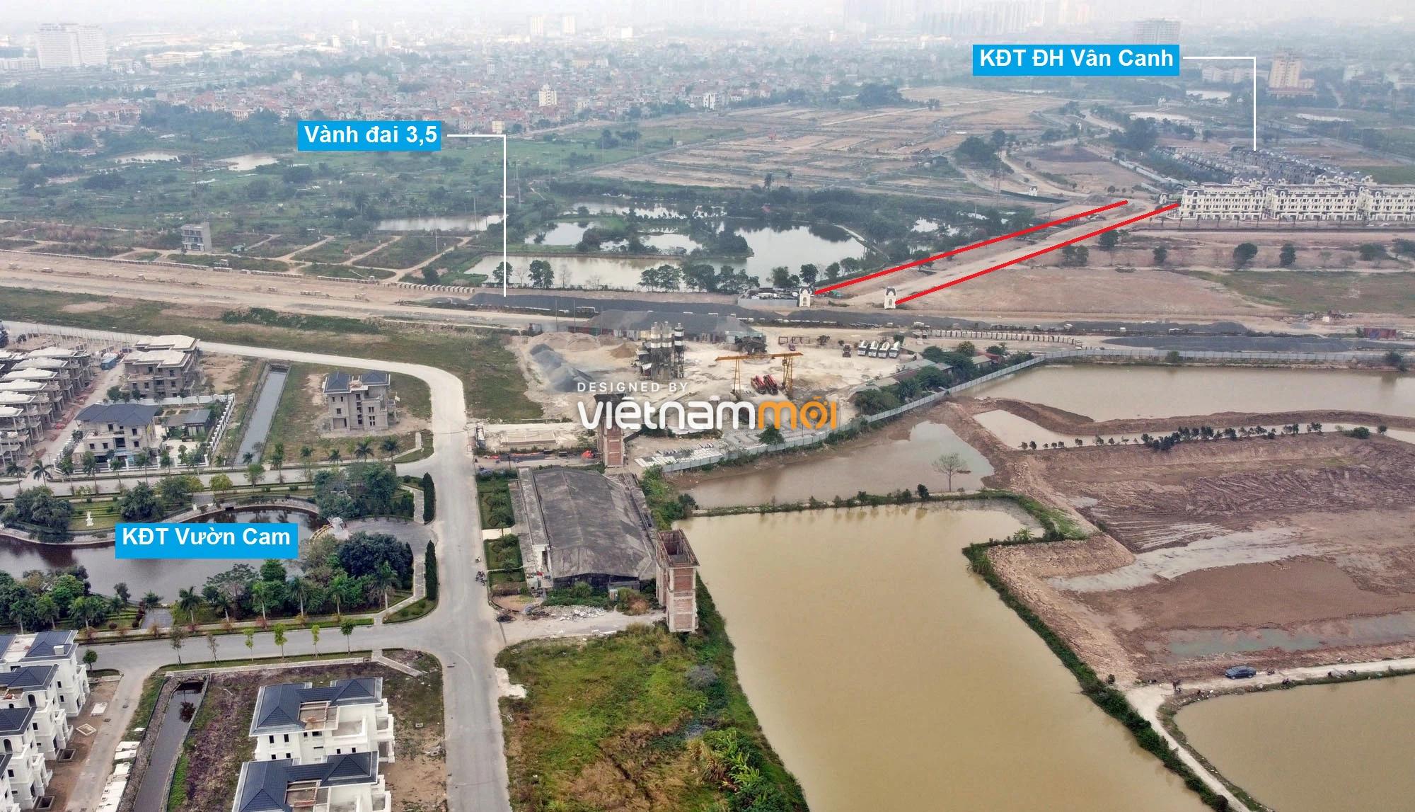 Đường sẽ mở theo quy hoạch ở xã Vân Canh, Hoài Đức, Hà Nội (phần 3) - Ảnh 10.