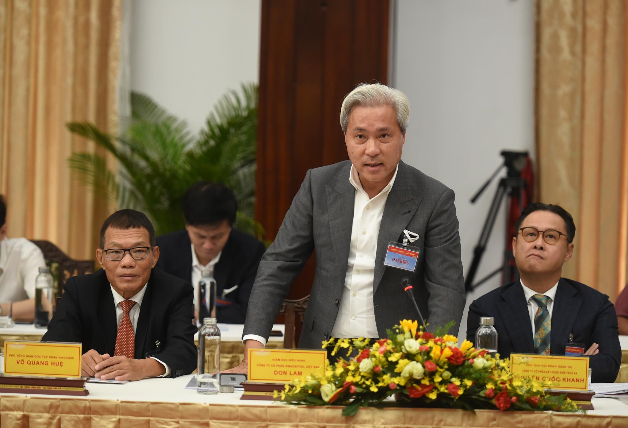 CEO VinaCapital: Cần ưu tiên phát triển hạ tầng kết nối TP HCM và các tỉnh phía Nam để thu hút 'đại bàng' - Ảnh 1.