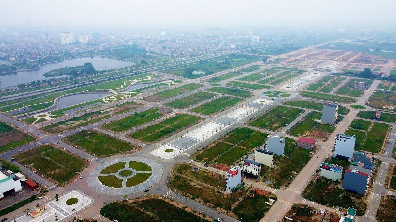 Bắc Giang đấu giá 9 phân lô đất phố đi bộ rộng hơn 24.000 m2 - Ảnh 1.