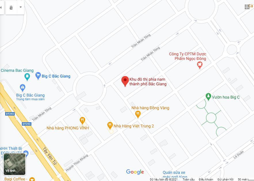 Bắc Giang đấu giá 9 phân lô đất phố đi bộ rộng hơn 24.000 m2 - Ảnh 2.