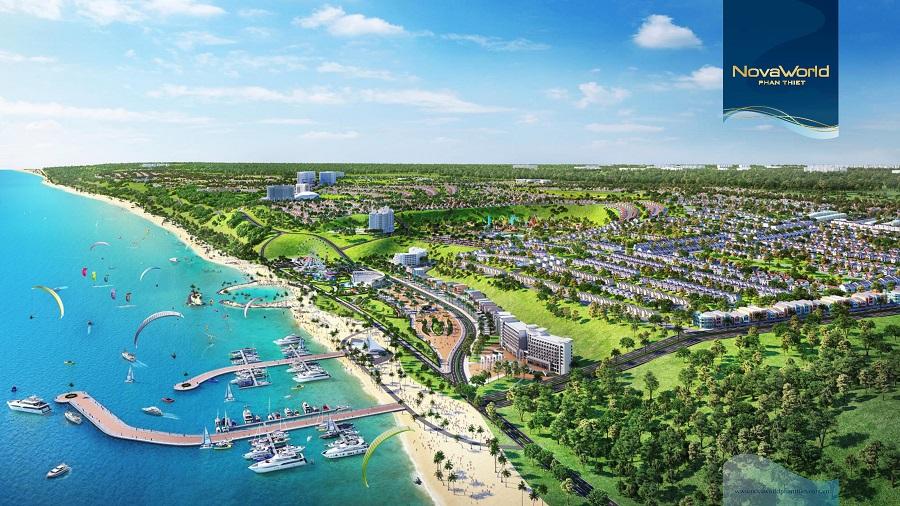 Dự án 5 tỷ USD của Novaland tại Phan Thiết sẽ vận hành nhiều hạng mục trong năm nay - Ảnh 1.