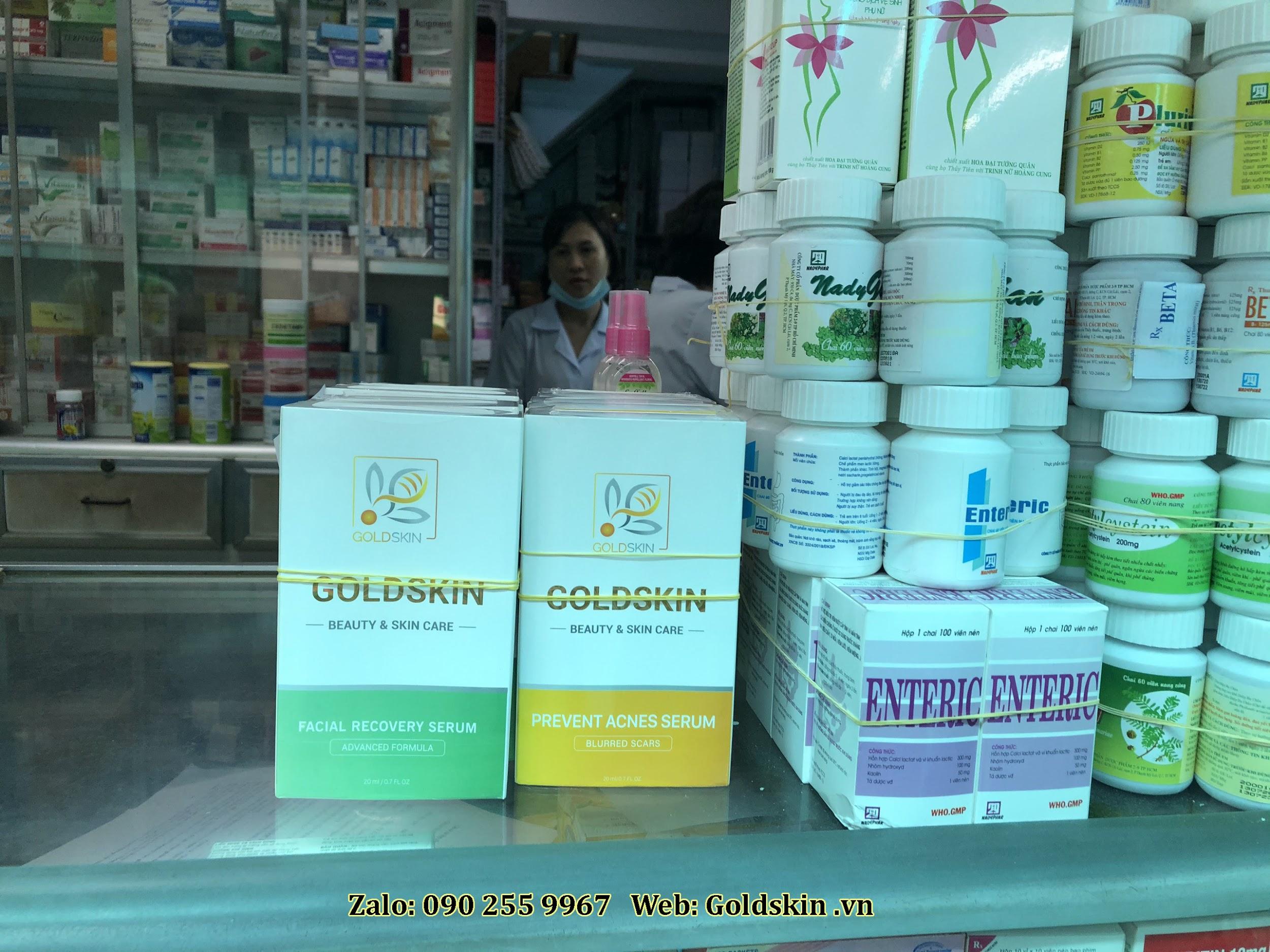 Goldskin – Serum hỗ trợ điều trị mụn trứng cá hiệu quả - Ảnh 3.