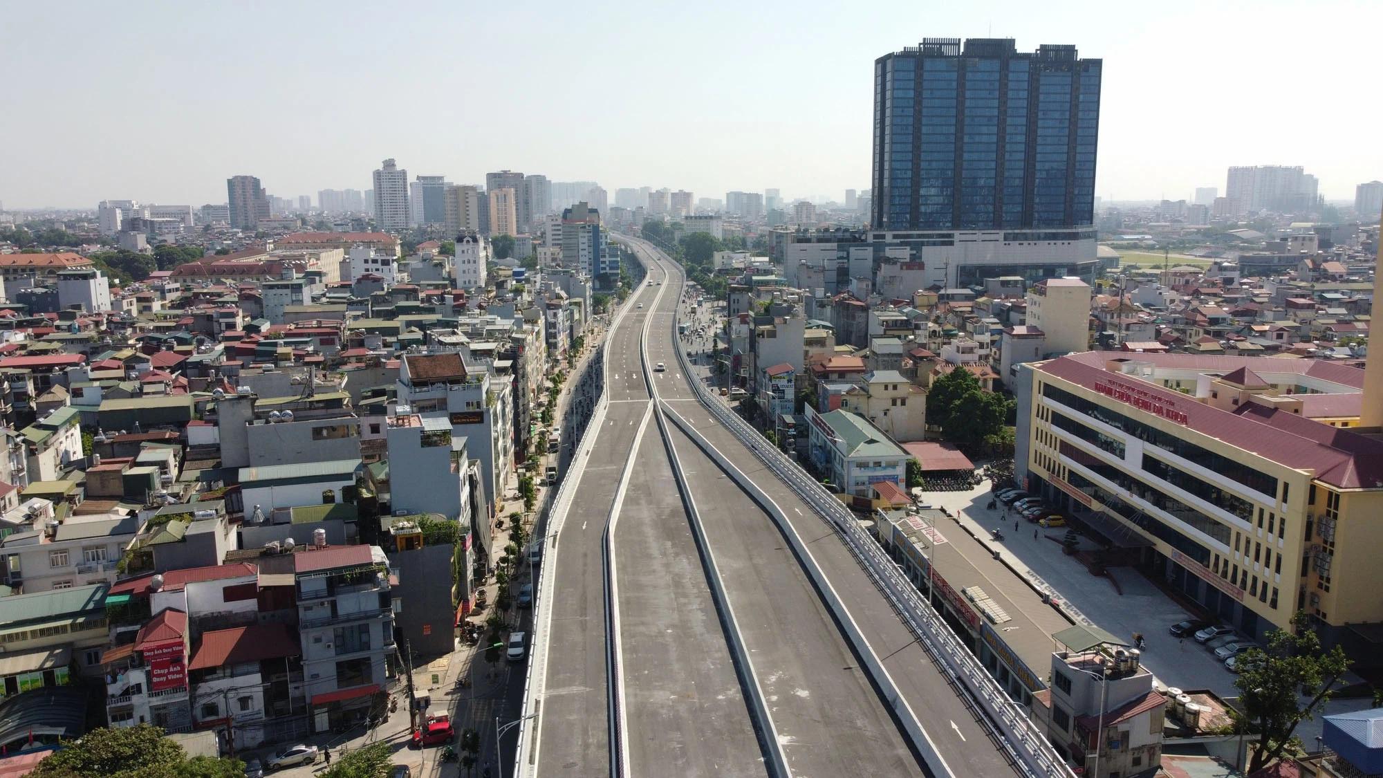 Hà Nội bố trí 200.000 tỷ đầu tư công, làm hàng loạt dự án giao thông trọng điểm giai đoạn 2021 - 2025 - Ảnh 1.